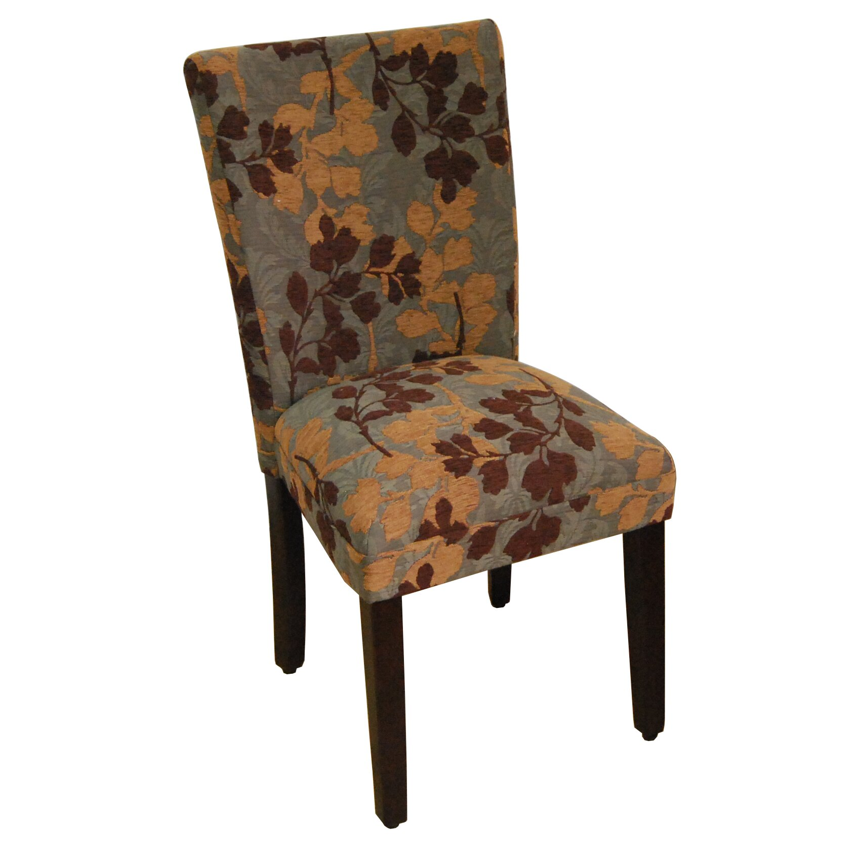 homepop kinfine classic upholstered parsons chair reviews wayfair. Black Bedroom Furniture Sets. Home Design Ideas
