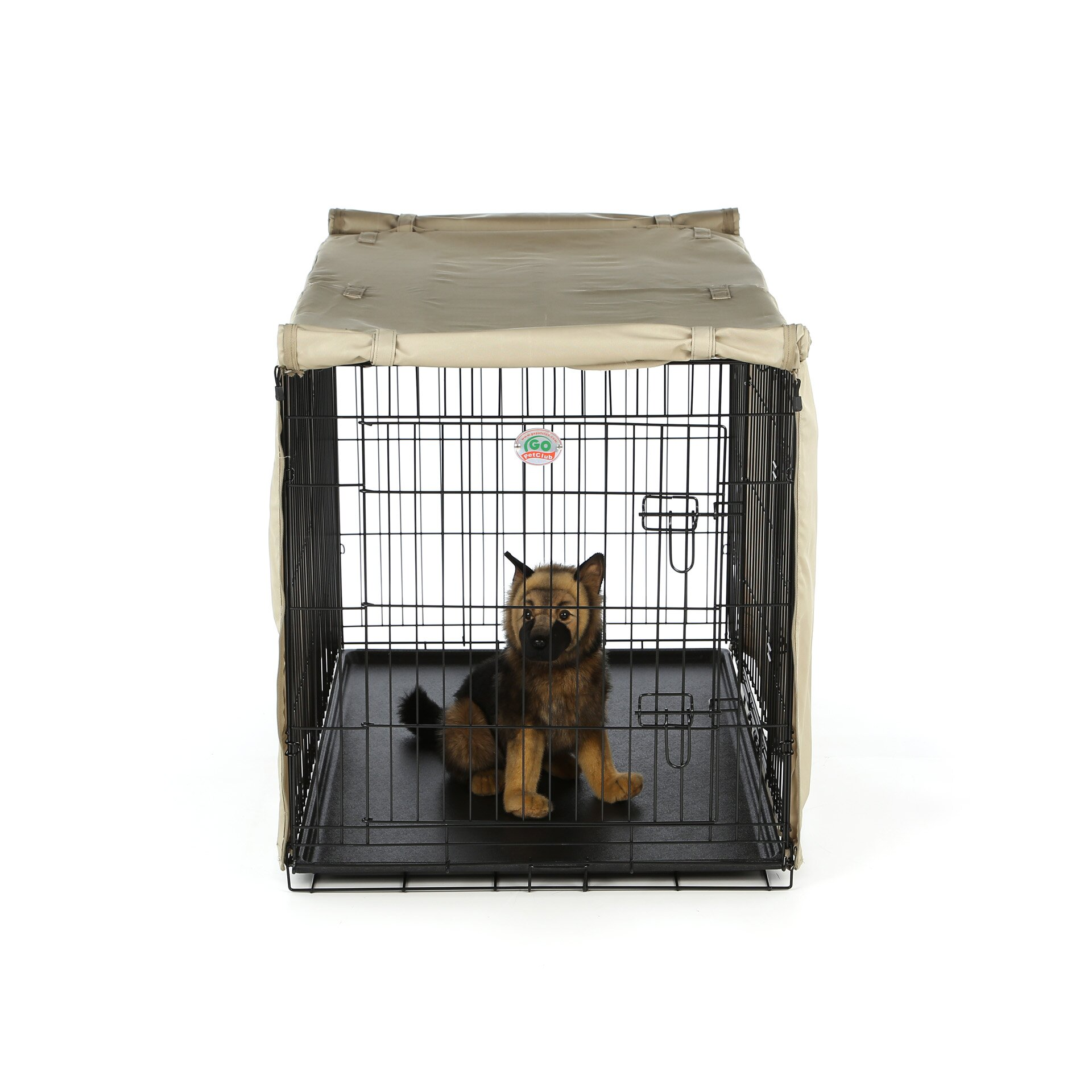 Animated Pet Dog Crate