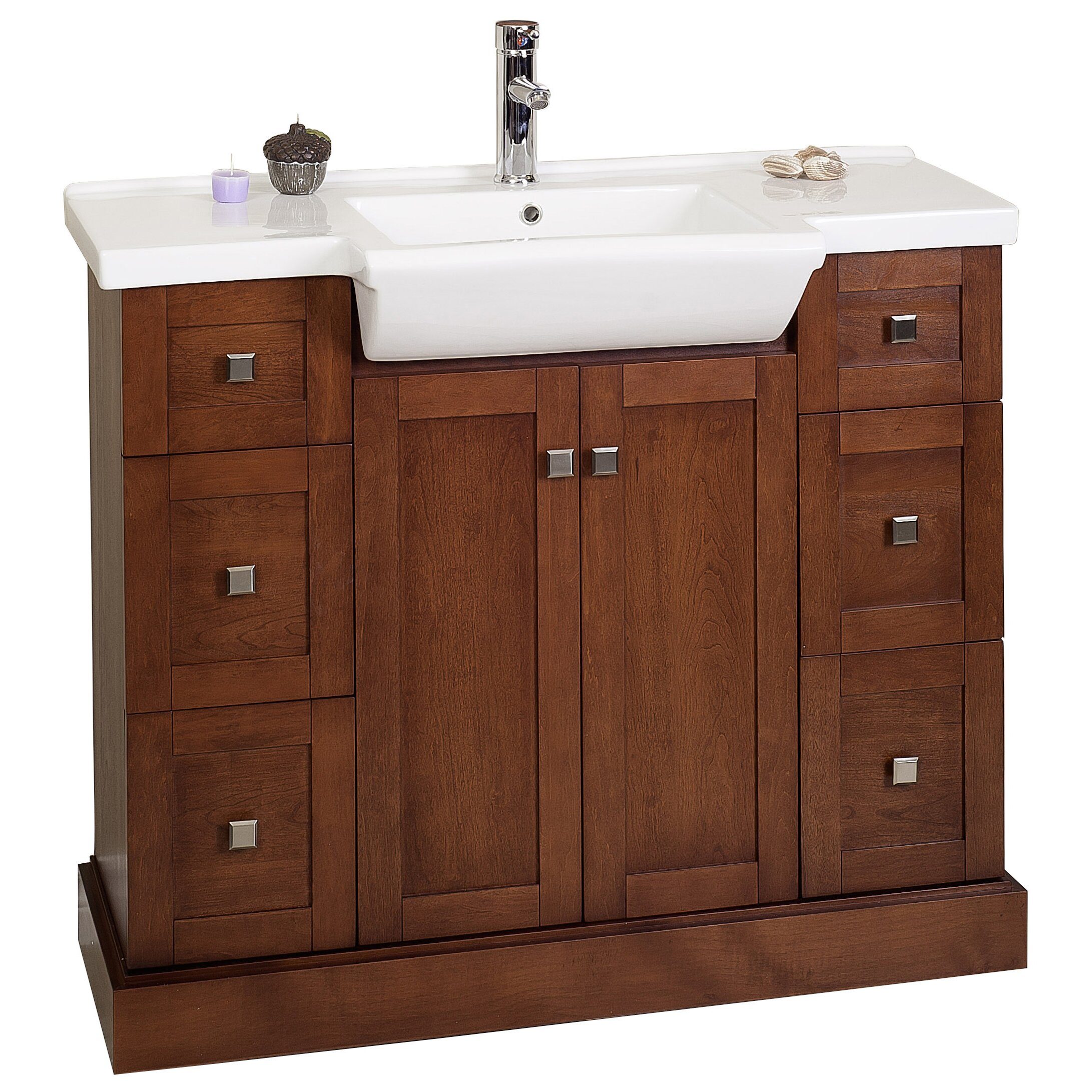 american imaginations 40 single modern bathroom vanity