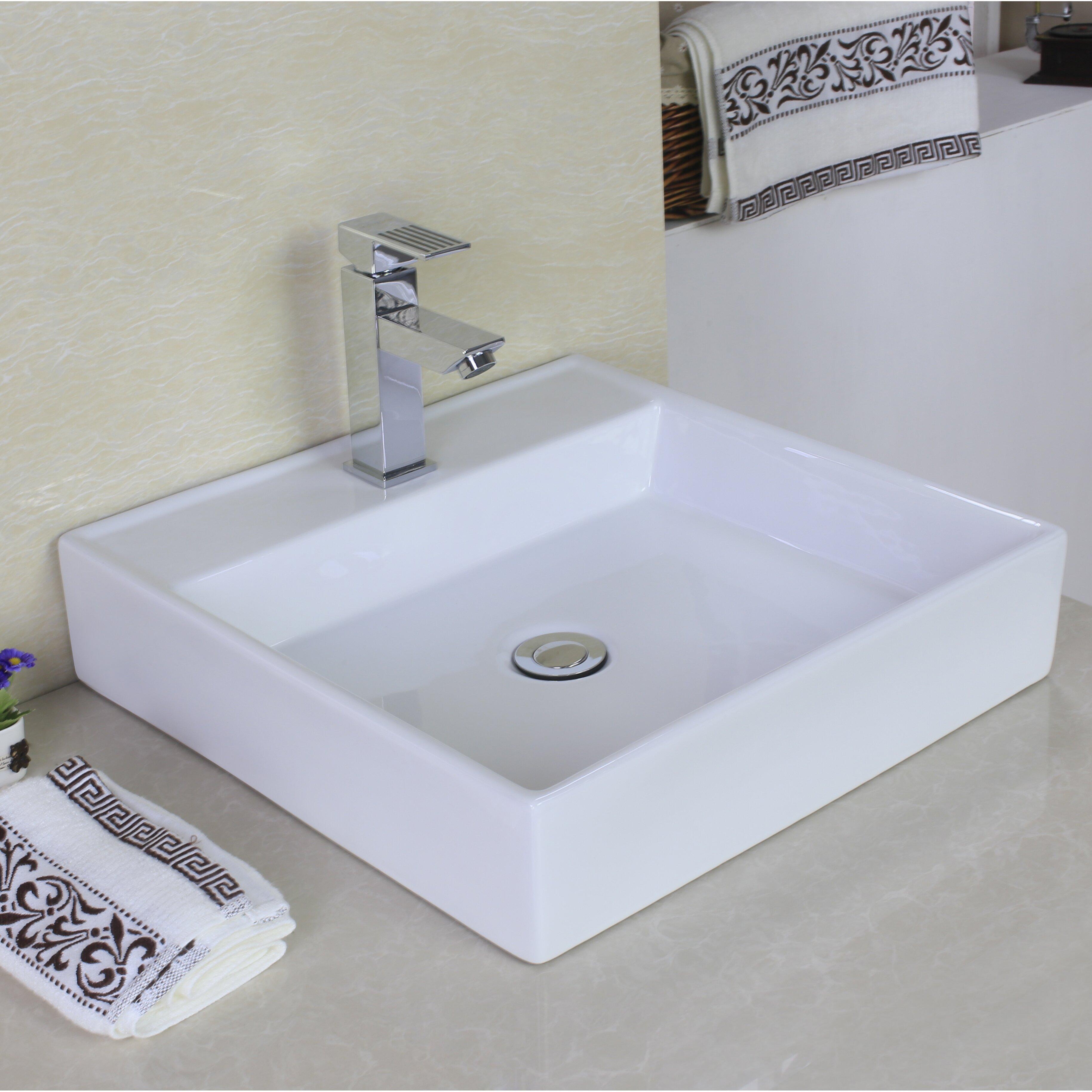 above bathroom sink befon for