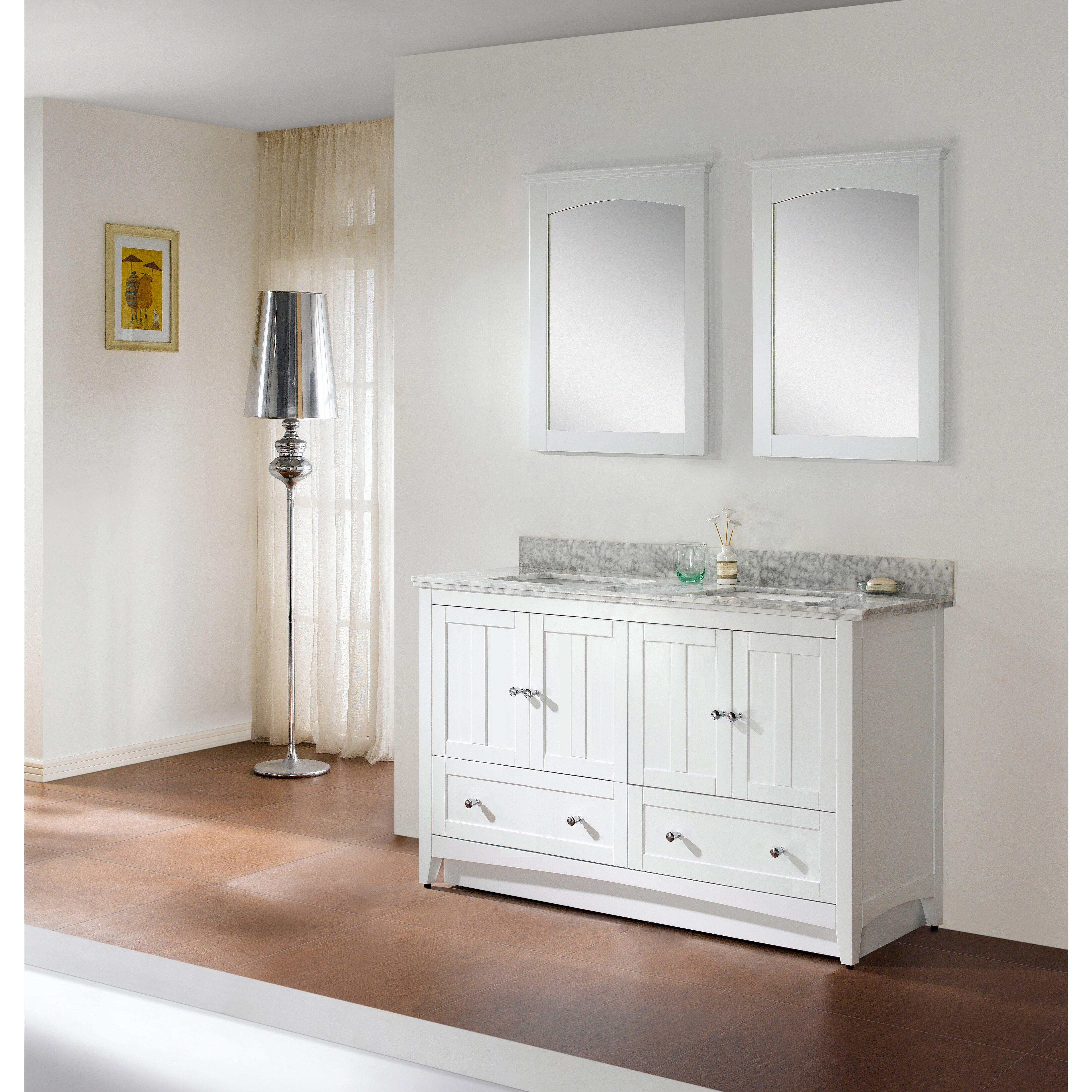 american imaginations 59 5 quot bathroom vanity wayfair