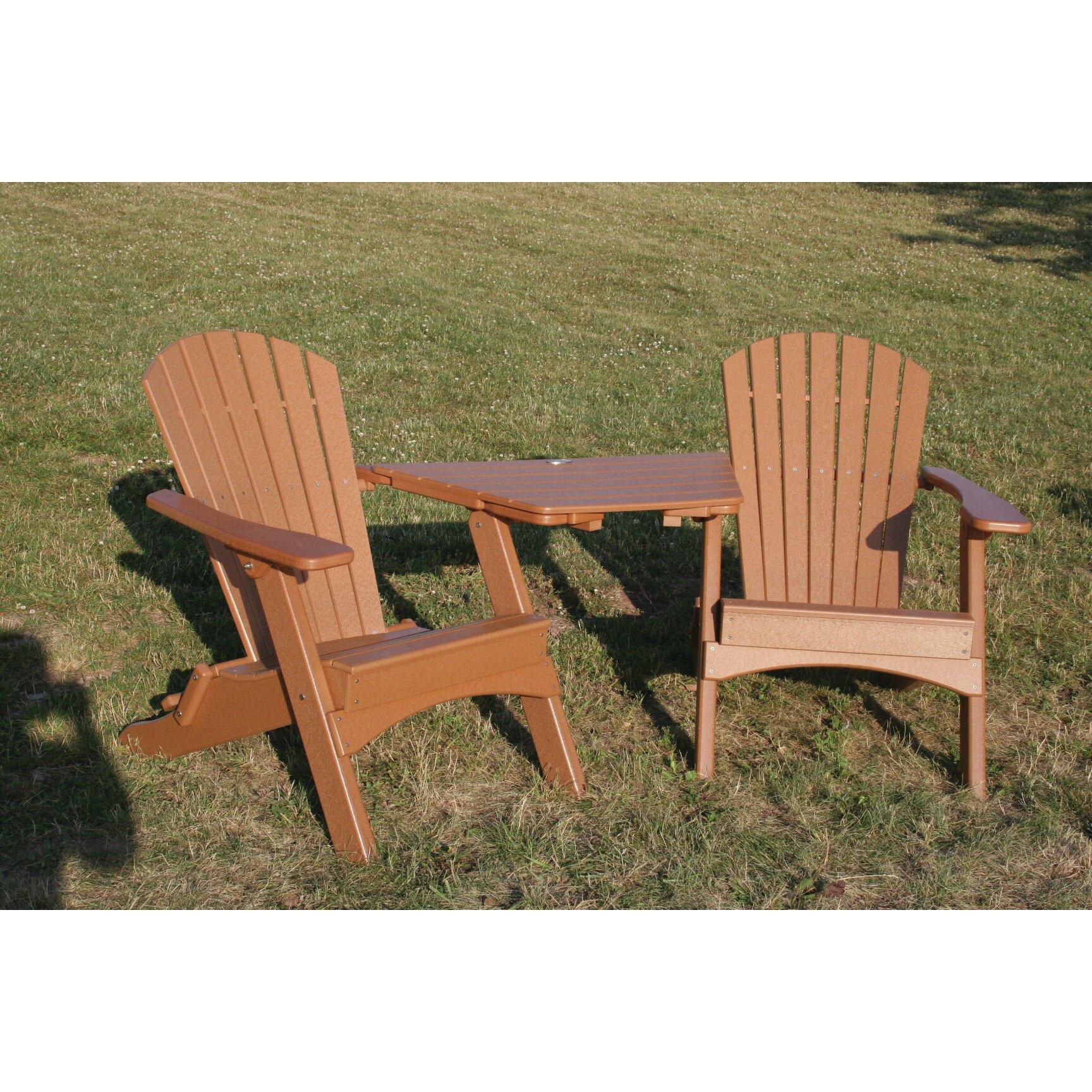 Birds Choice Perfect Choice Adirondack Folding Chairs Wayfair