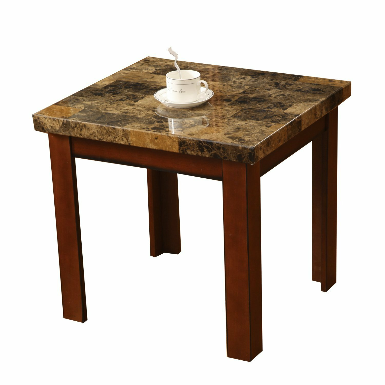 AdecoTrading End Table & Reviews