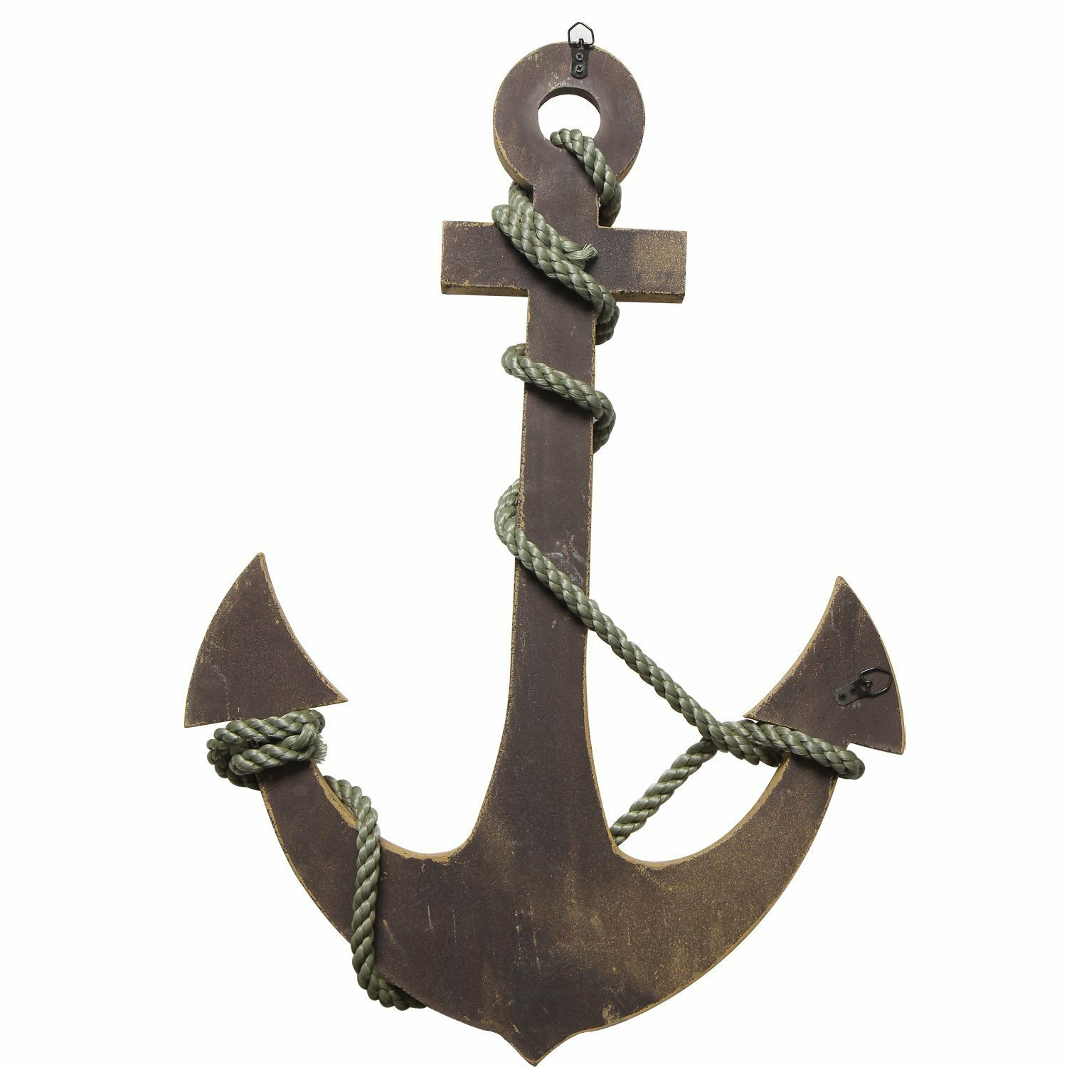Adecotrading maritime nautical anchor wall decor reviews for Anchor decor