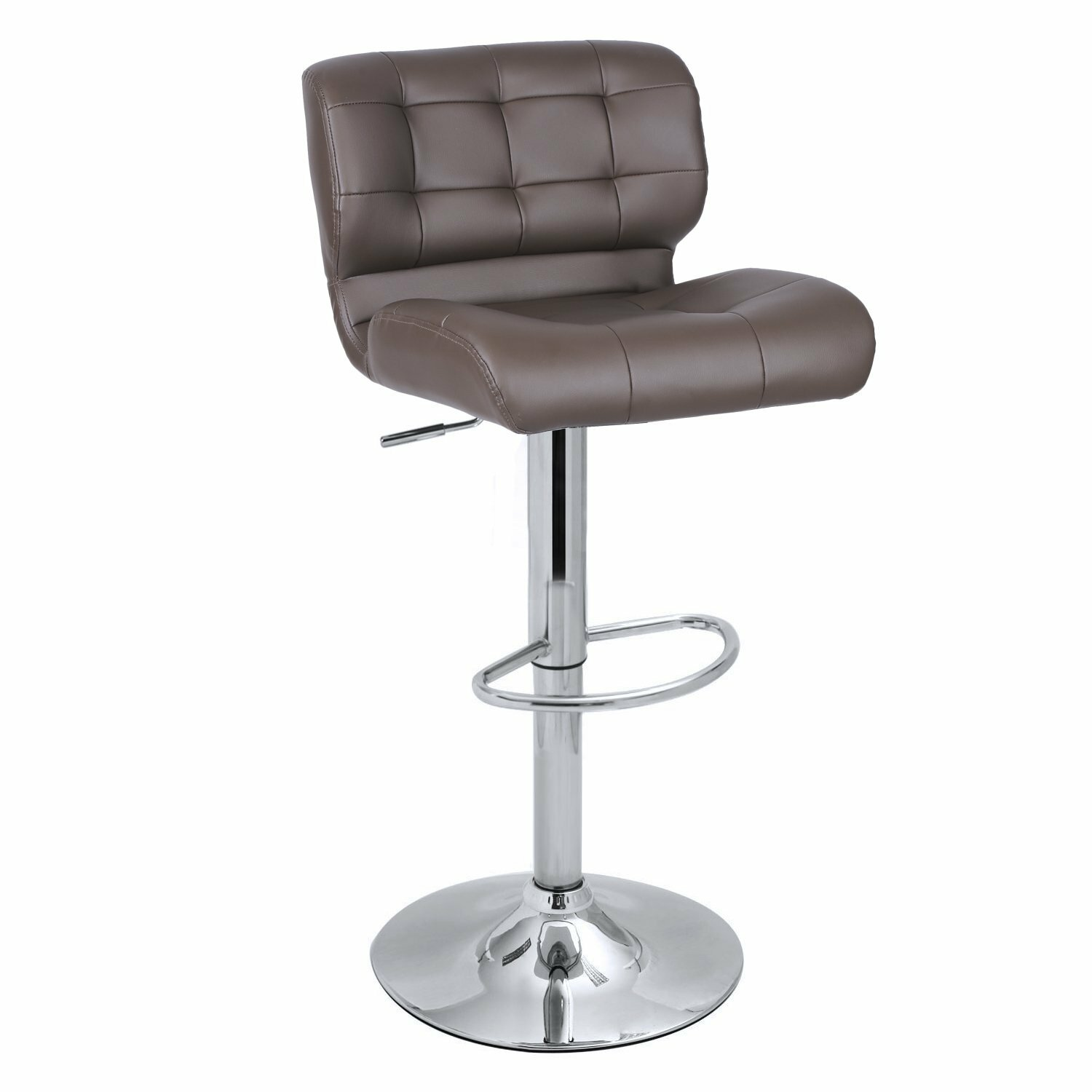 AdecoTrading Adjustable Height Swivel Bar Stool amp Reviews  : Adeco Trading Adjustable Height Swivel Bar Stool from www.wayfair.ca size 1500 x 1500 jpeg 74kB