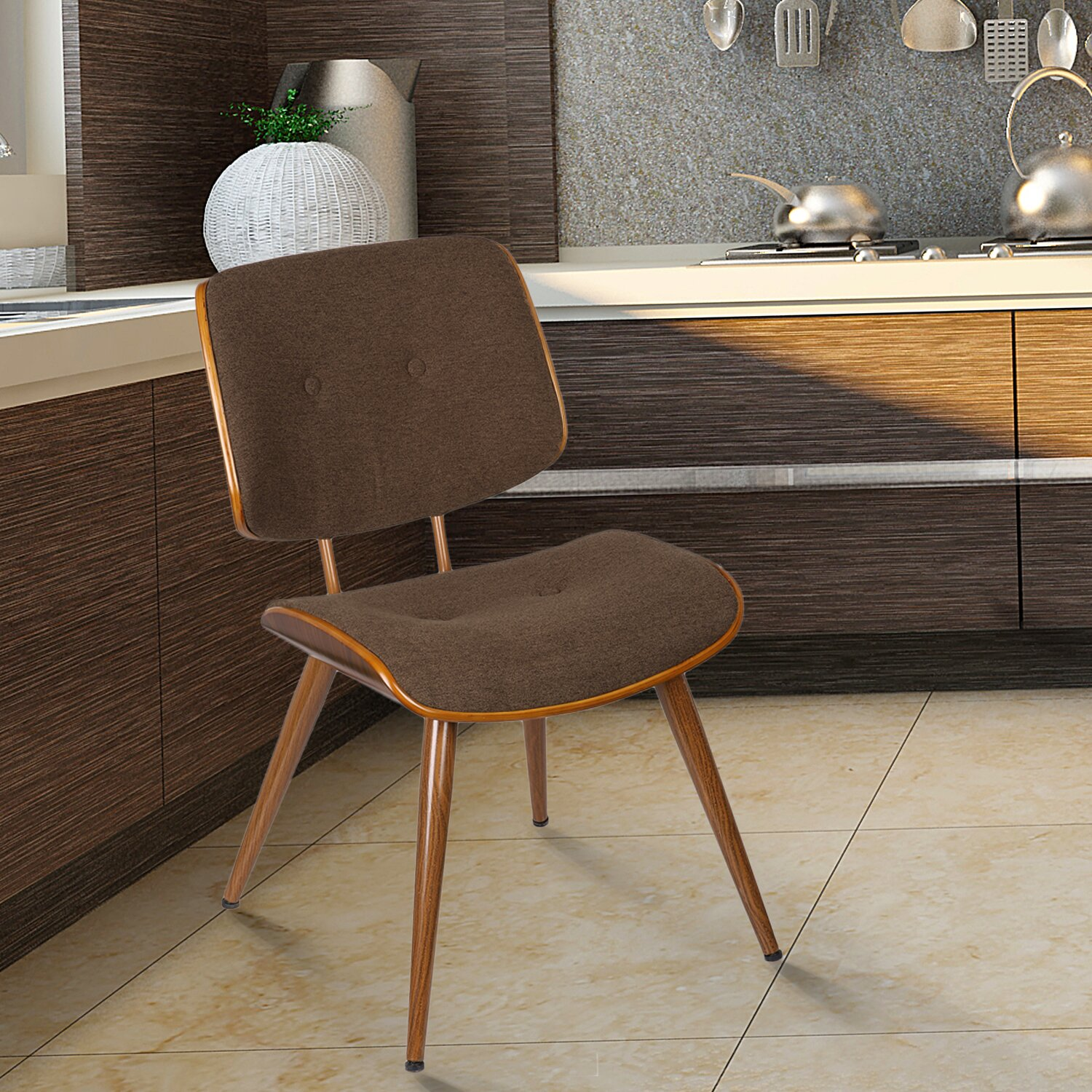 Adecotrading Bentwood Side Chair Amp Reviews Wayfair