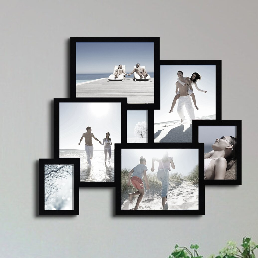 Adecotrading 7 Opening Collage Picture Frame Amp Reviews