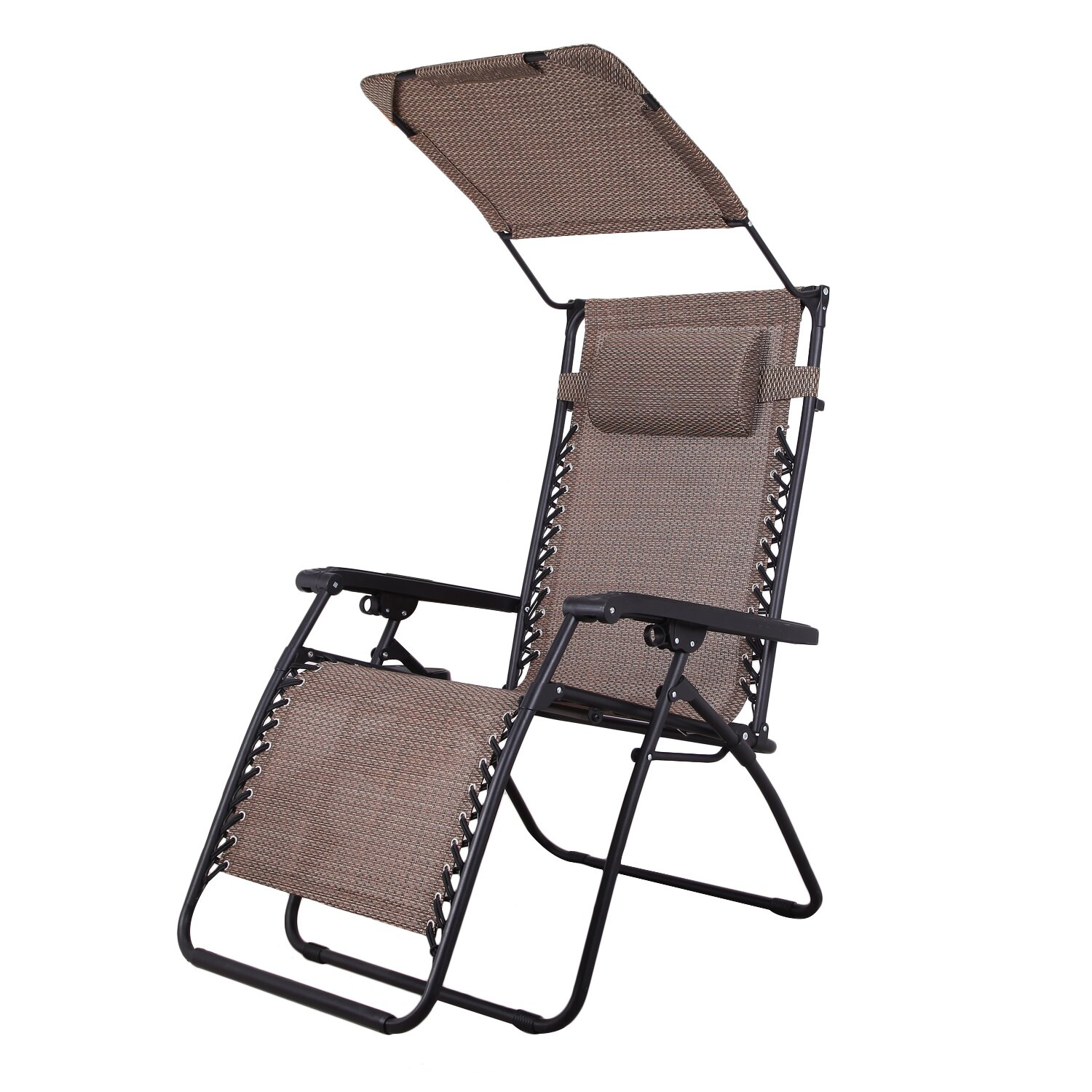 AdecoTrading Reclining Zero Gravity Chair & Reviews