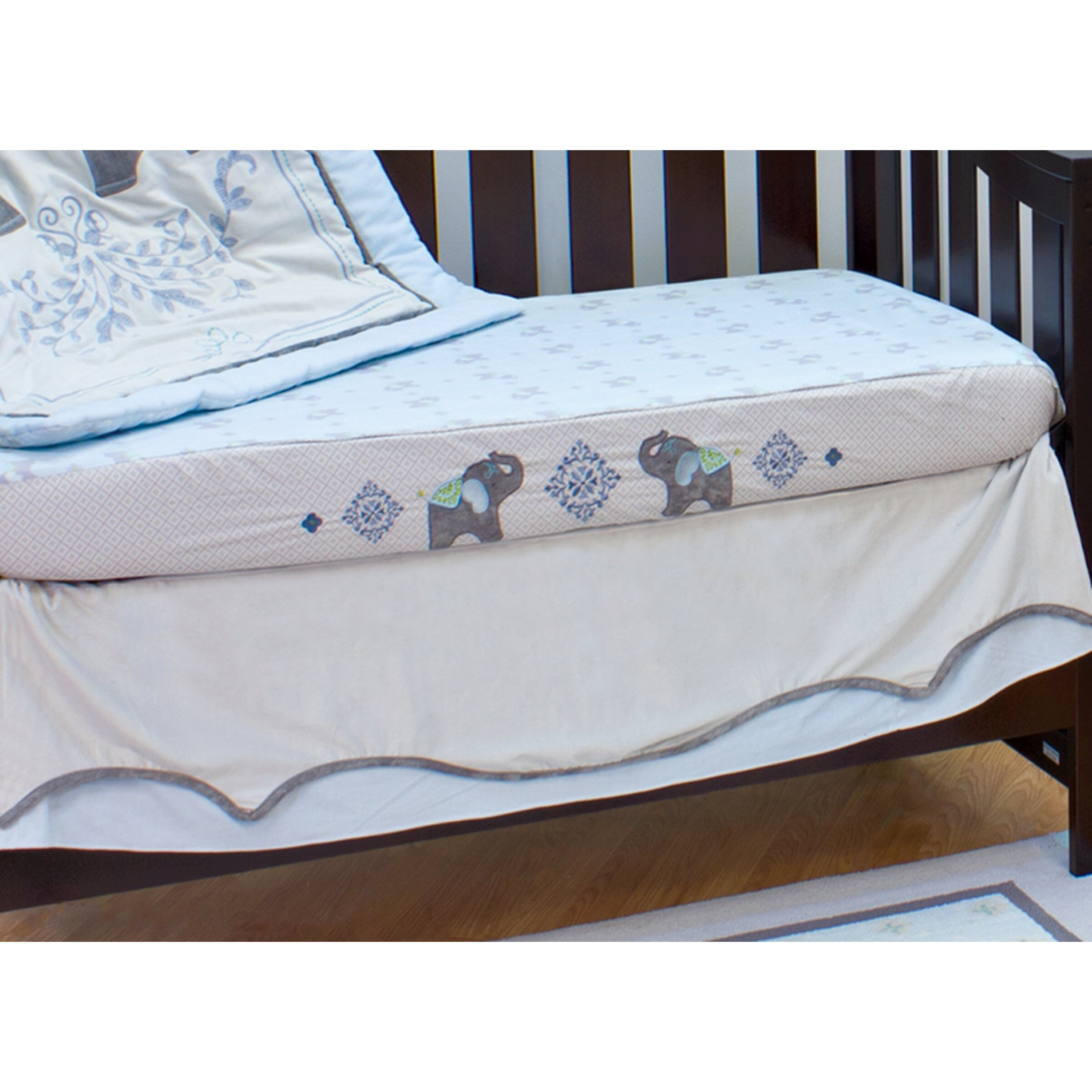 Nurture Imagination Crib Bedding