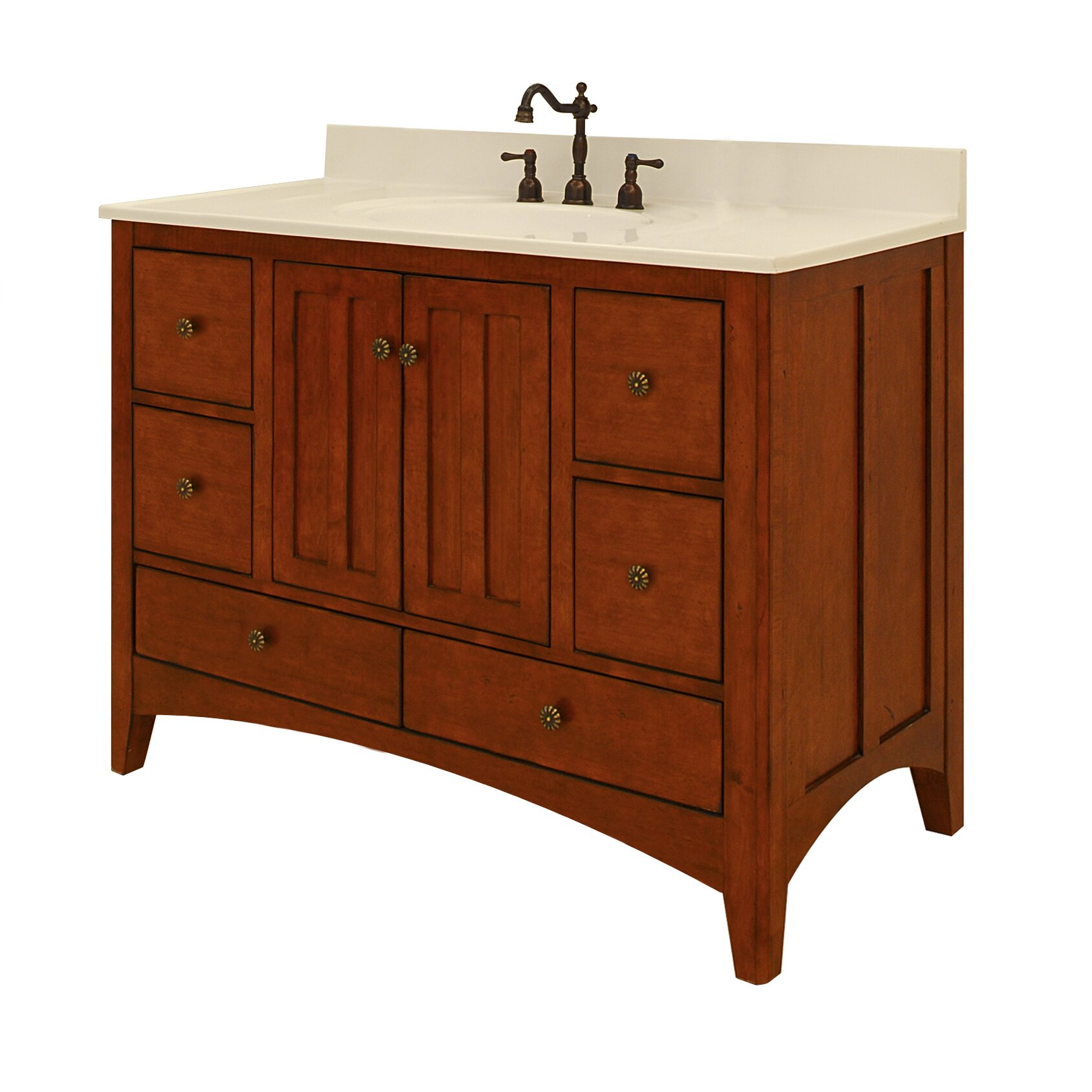 wood expressions 48 quot bathroom vanity base reviews