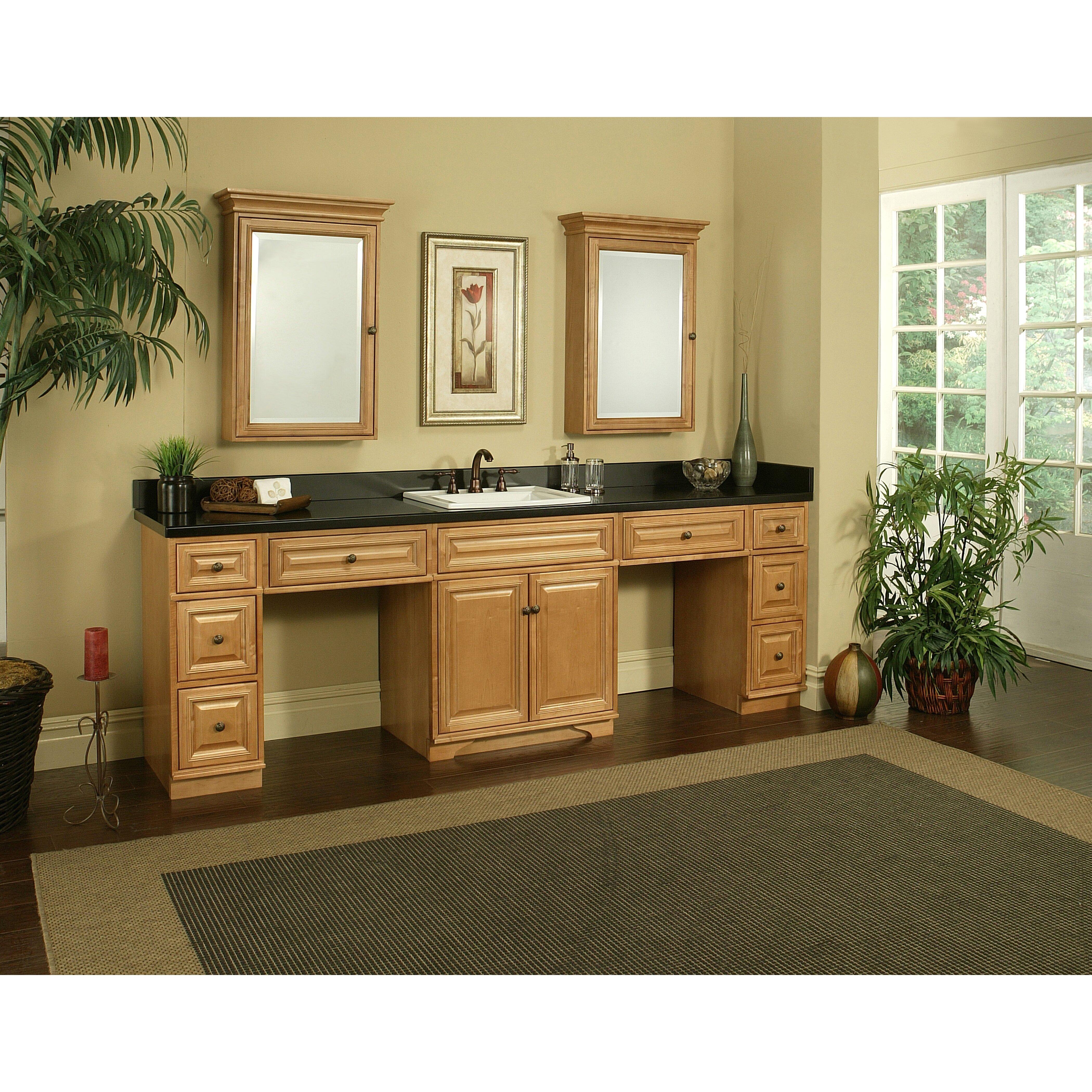 "Sunnywood Kitchen Cabinets: Sunny Wood Briarwood 24"" Modular Component Drawer"