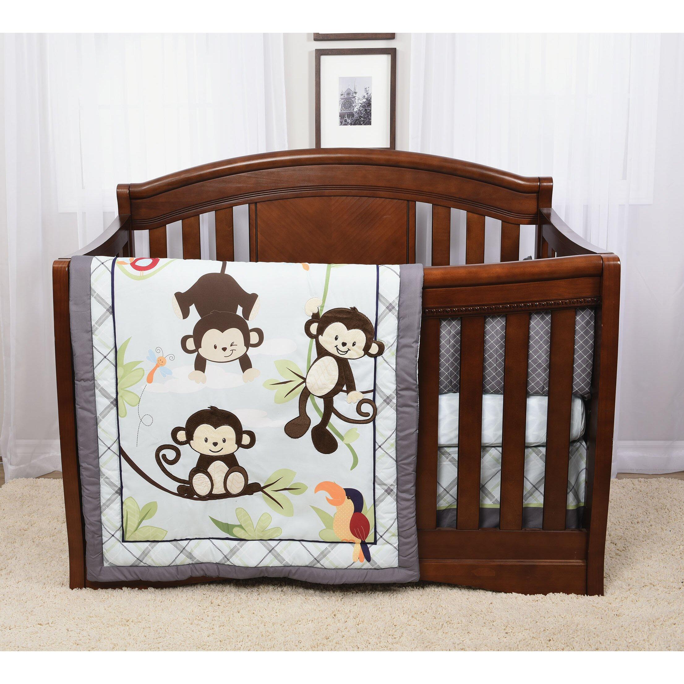 Baby's First Hangin' Around Crib Bumper | Wayfair