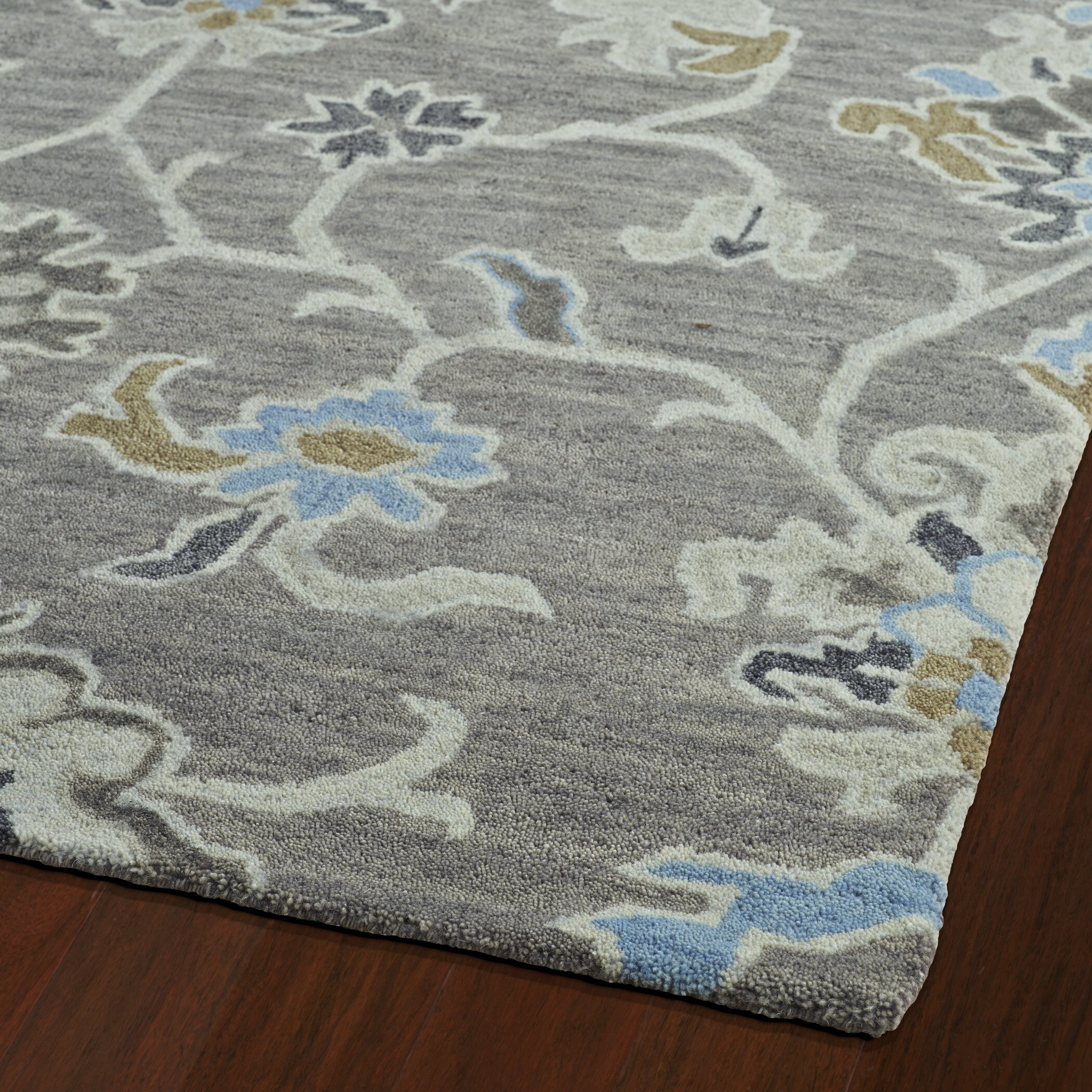 Kaleen Helena Rug Turq: Kaleen Helena Multi Area Rug & Reviews