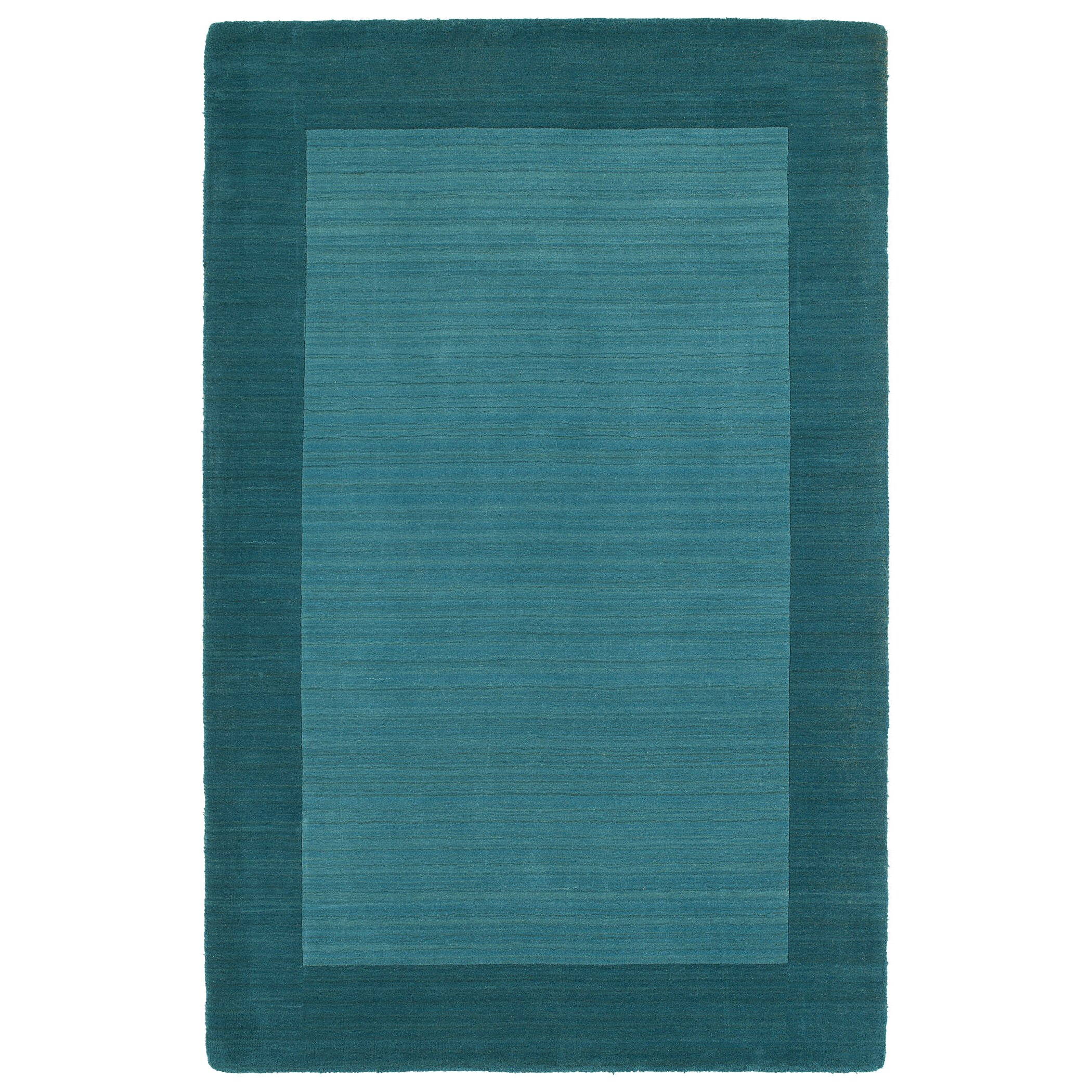 Kaleen Helena Rug Turq: Kaleen Regency Solid Turquoise Area Rug & Reviews