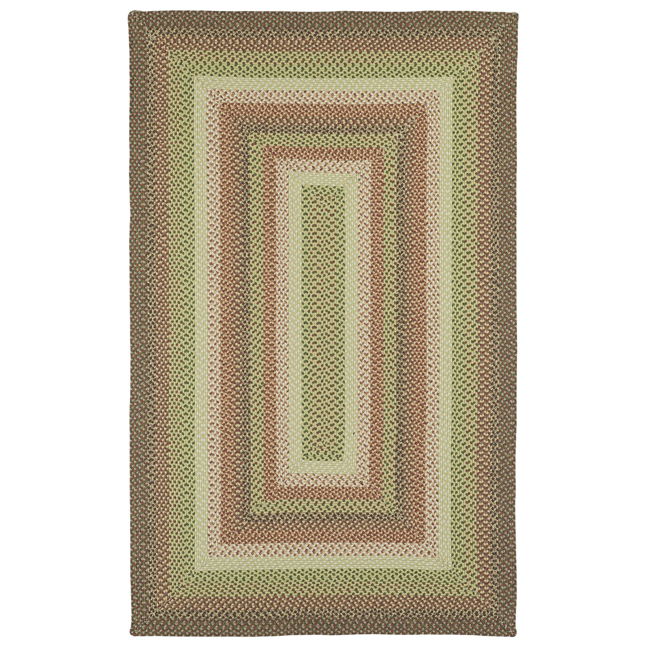 Kaleen Bimini Sage Indoor Outdoor Area Rug & Reviews