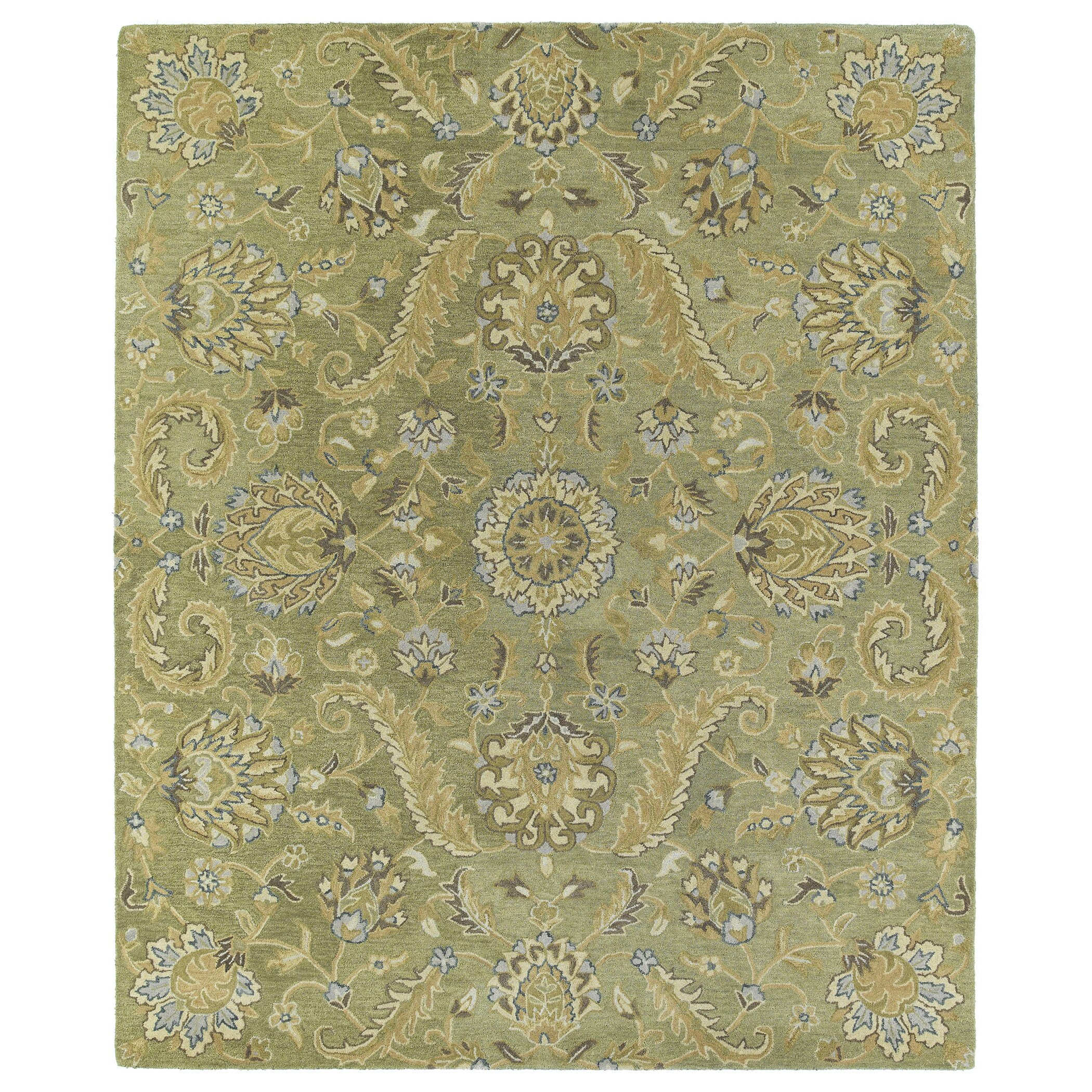 Kaleen Helena Turquoise Area Rug Reviews: Kaleen Helena Virgil Rug & Reviews