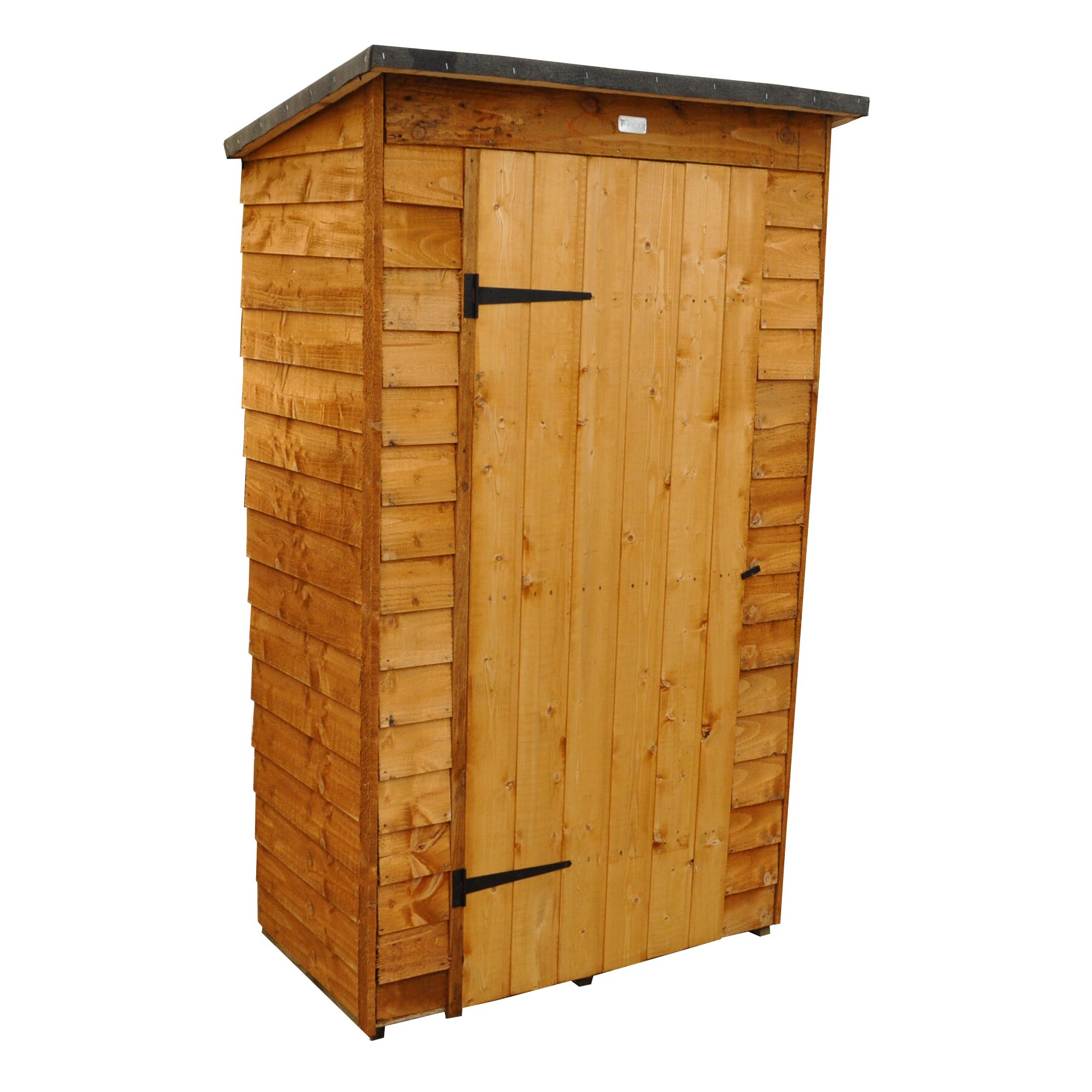 Forest garden 4 x 2 wooden tool shed reviews wayfair uk for Garden shed 4 x 2
