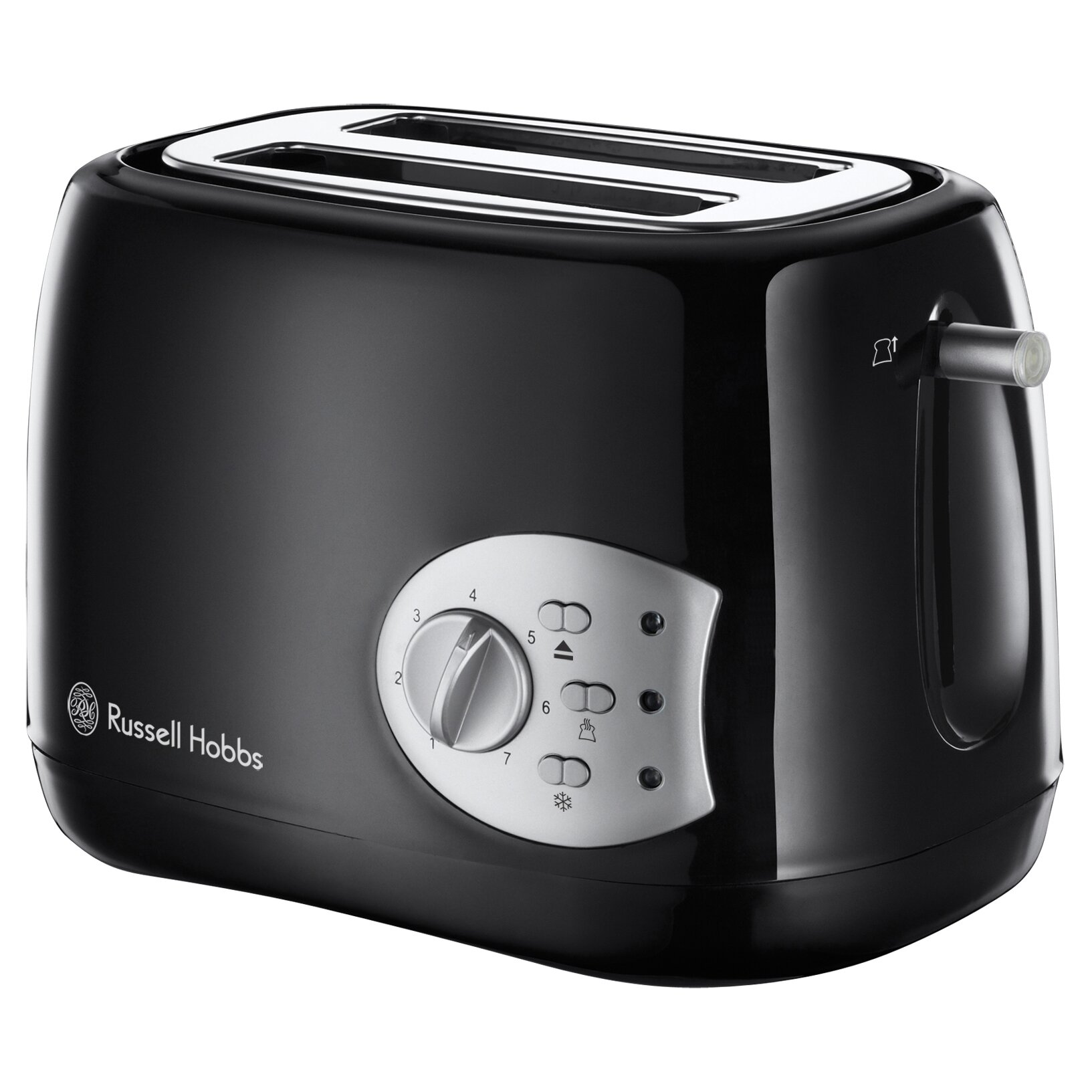 russell hobbs buxton 2 slice toaster reviews wayfair uk. Black Bedroom Furniture Sets. Home Design Ideas