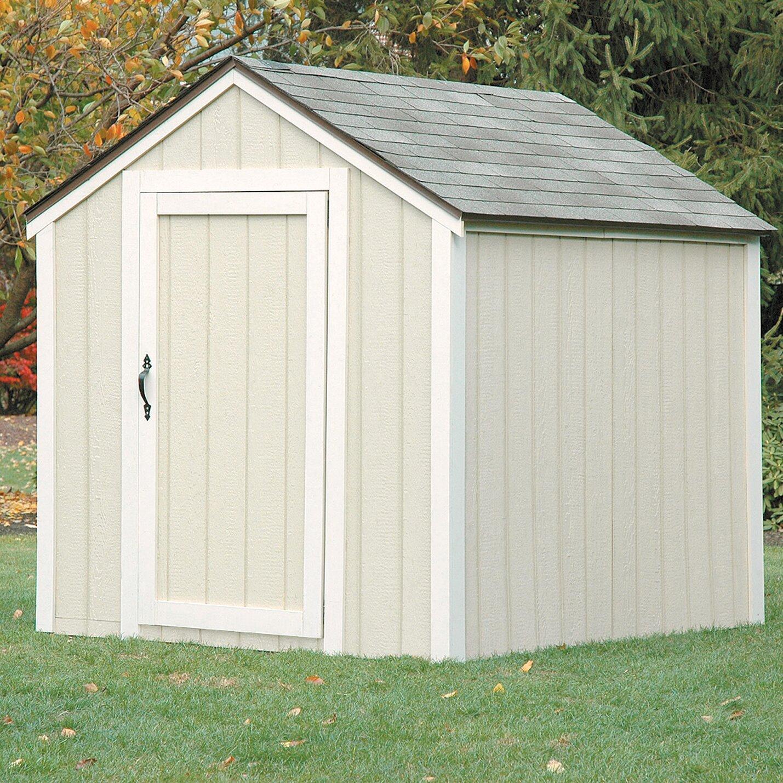 2x4 basics peak roof shed kit  u0026 reviews