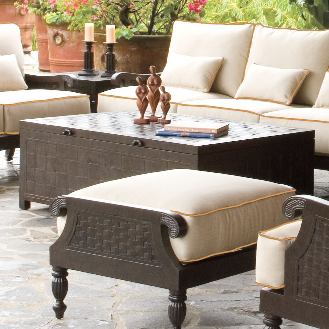 Pride family brands jakarta 6 piece deep seating group for Outdoor furniture jakarta