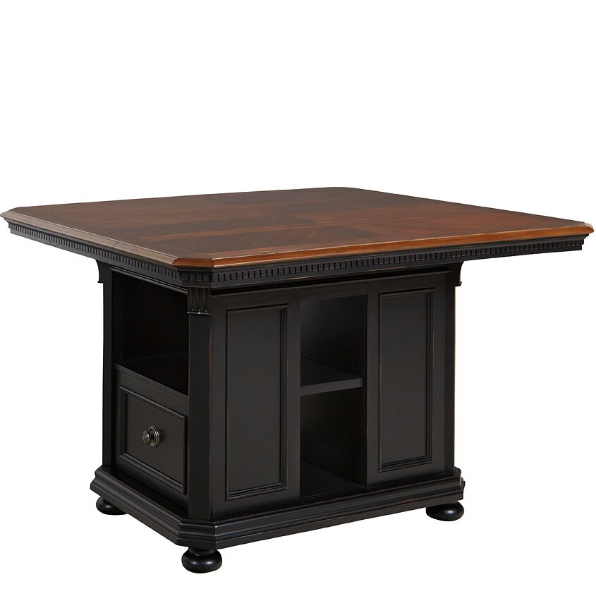 Avalon Furniture Rivington Hall Kitchen Island Reviews