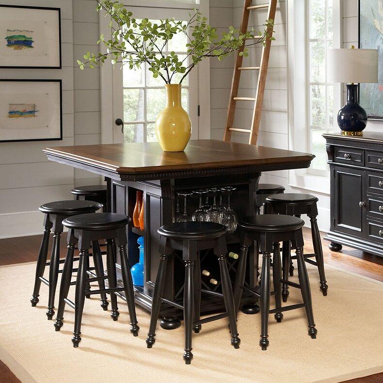 "Avalon Furniture Rivington Hall 24"" Bar Stool & Reviews"
