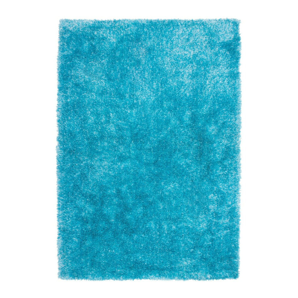 Kayoom diamond handmade cyan area rug reviews wayfair uk for Tapis bleu turquoise
