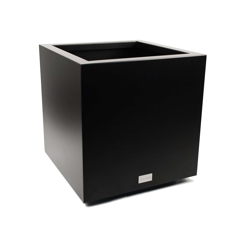 Veradek Metallic Series Square Planter Box Amp Reviews Wayfair