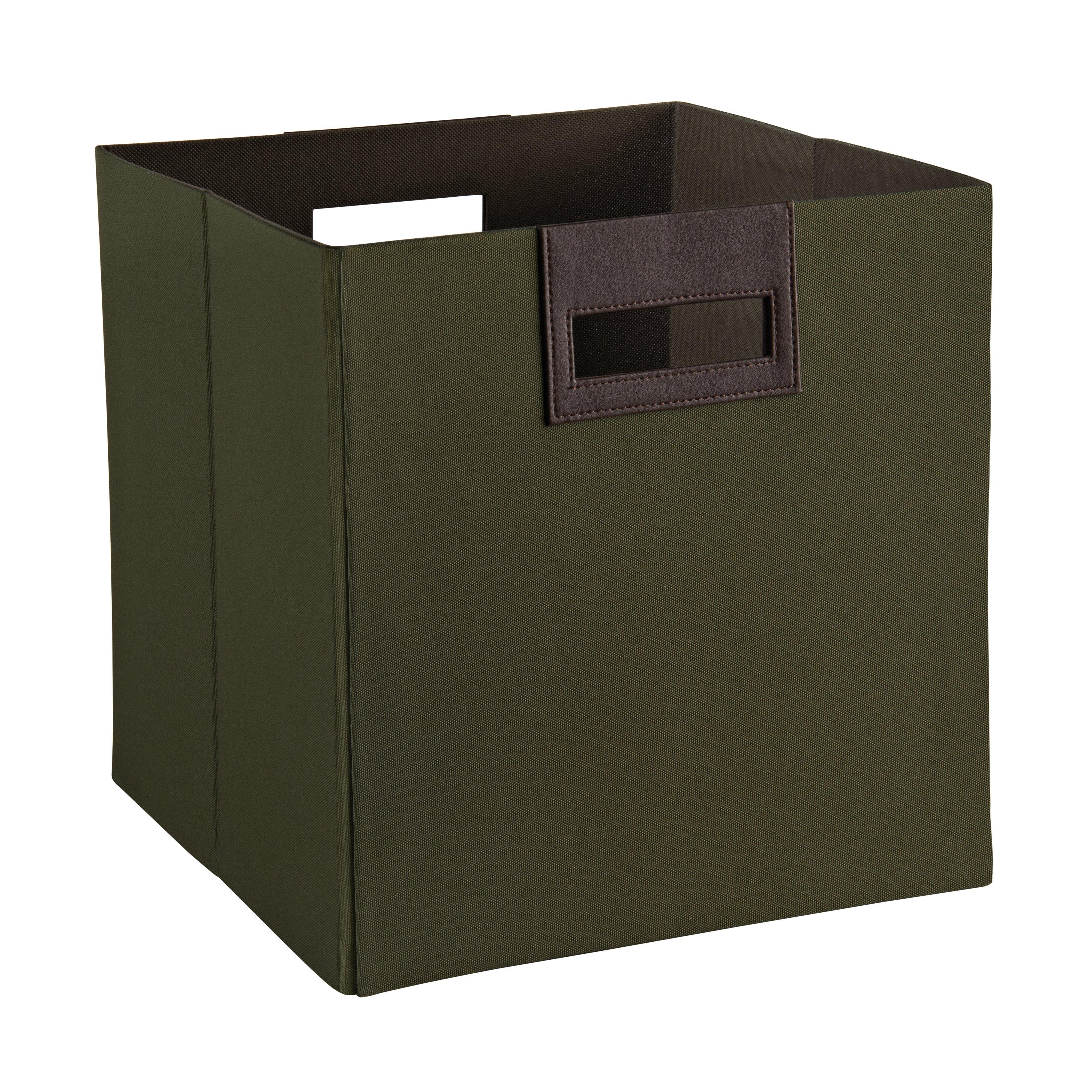 Closetmaid Decorative Storage Fabric Bin Reviews Wayfair