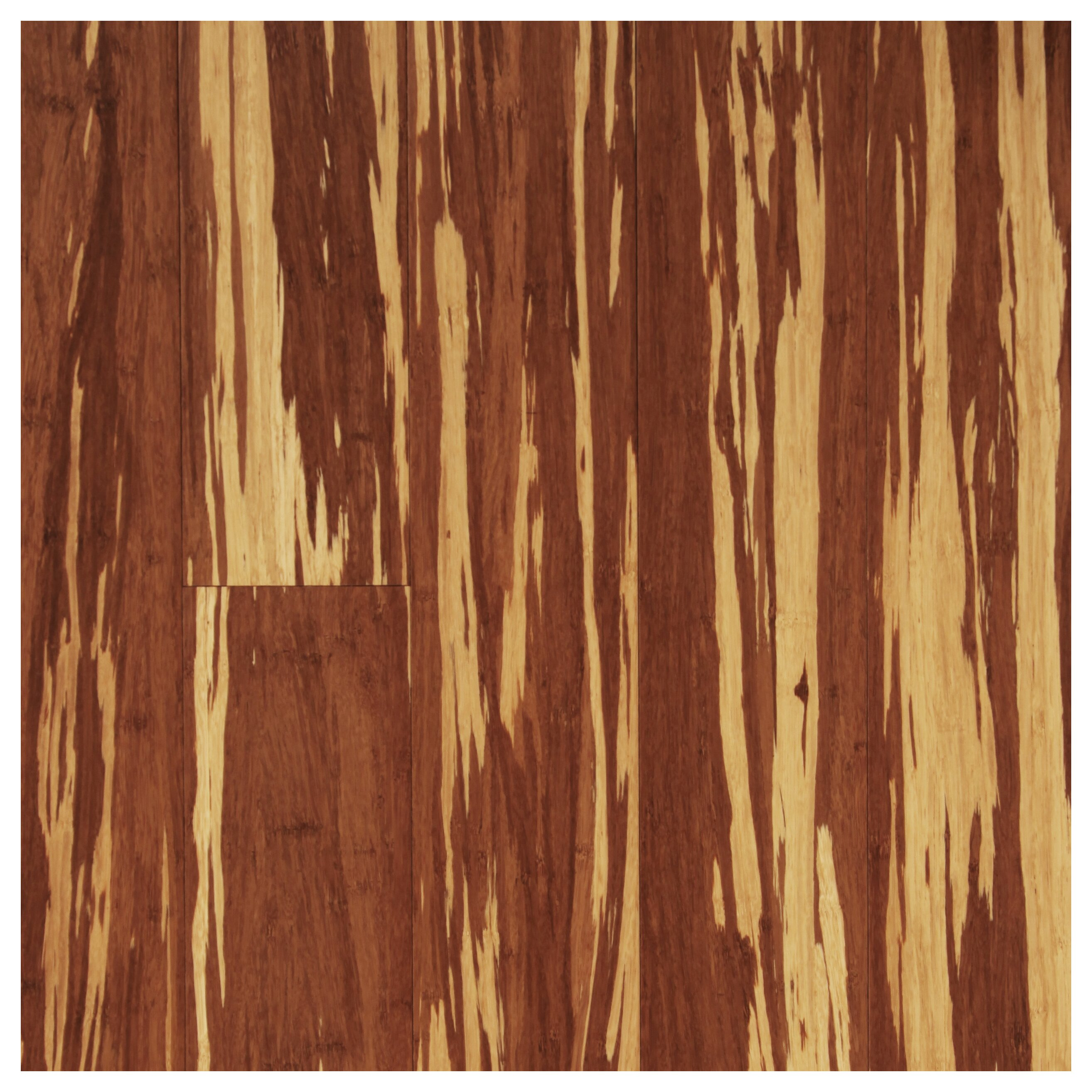 Easoon Usa 4 3 4 Quot Solid Strand Woven Bamboo Hardwood