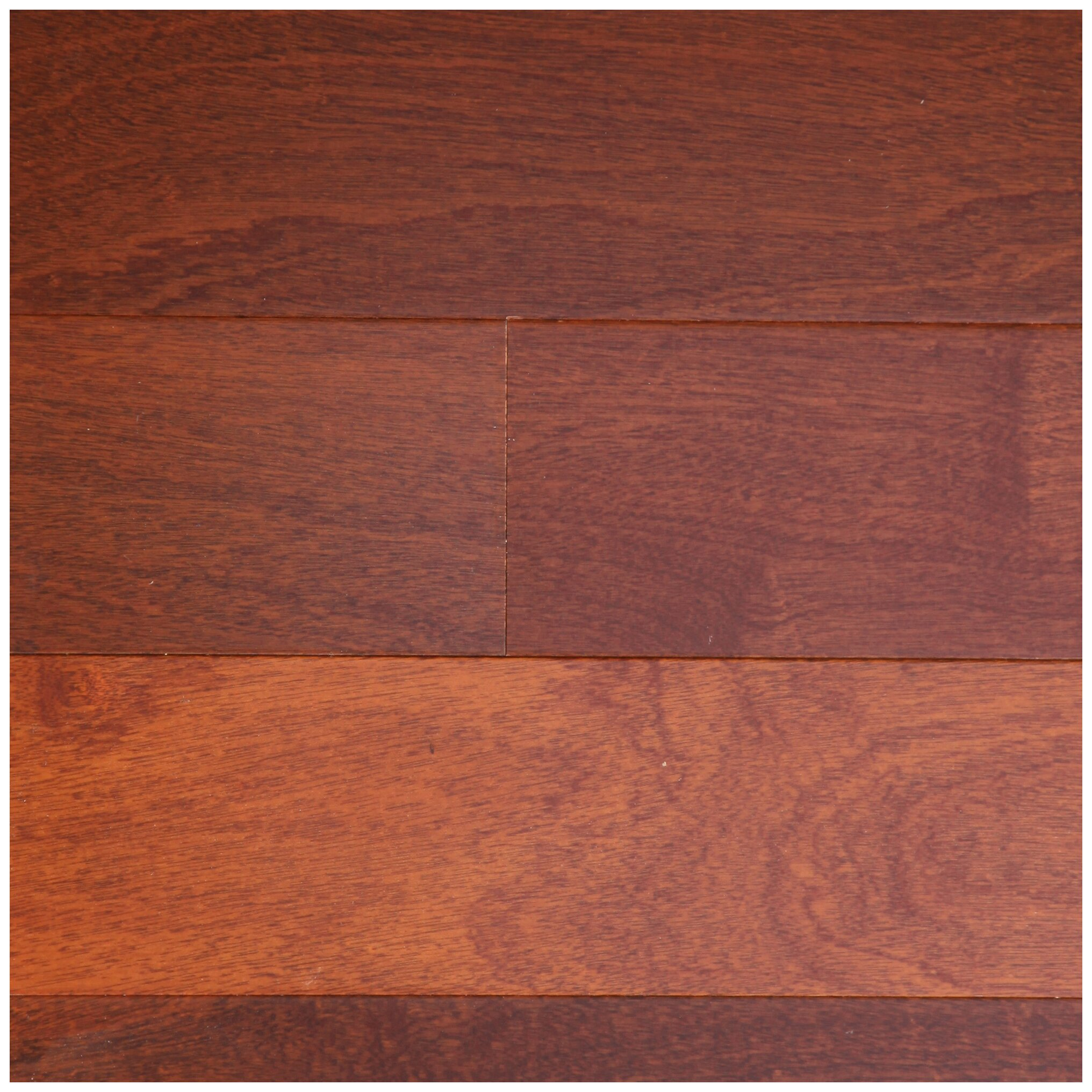 Easoon usa 5 engineered african mahogany hardwood for Mahogany flooring