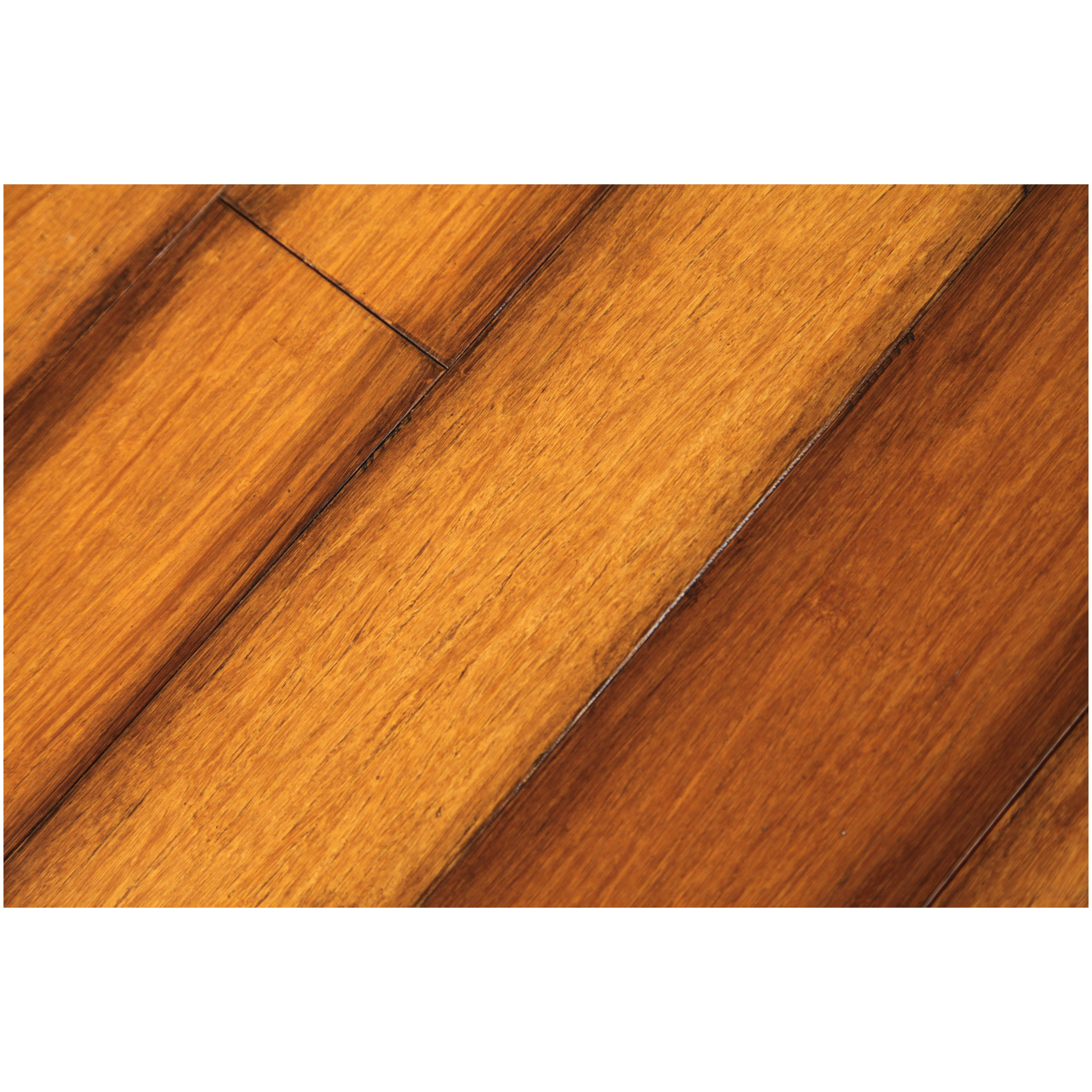 Easoon Usa 5 Quot Engineered Strand Woven Bamboo Hardwood