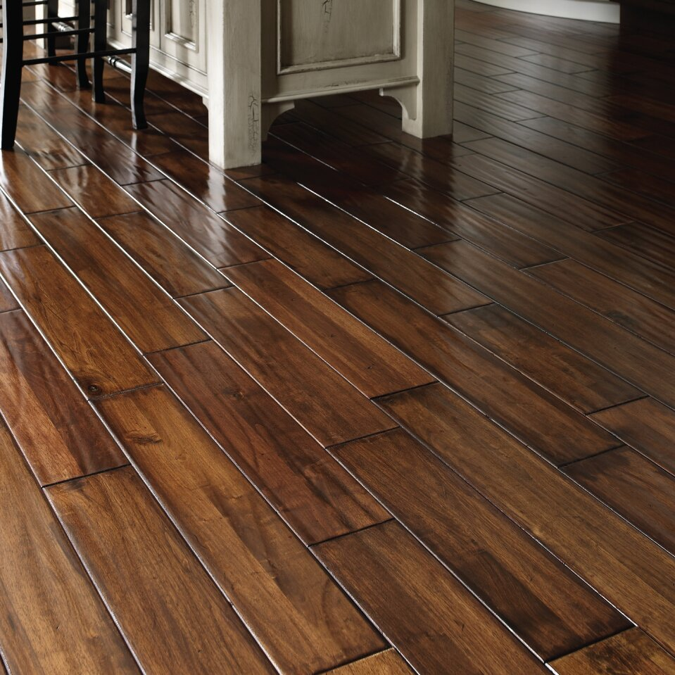 Easoon Usa 5 Quot Engineered Manchurian Walnut Hardwood