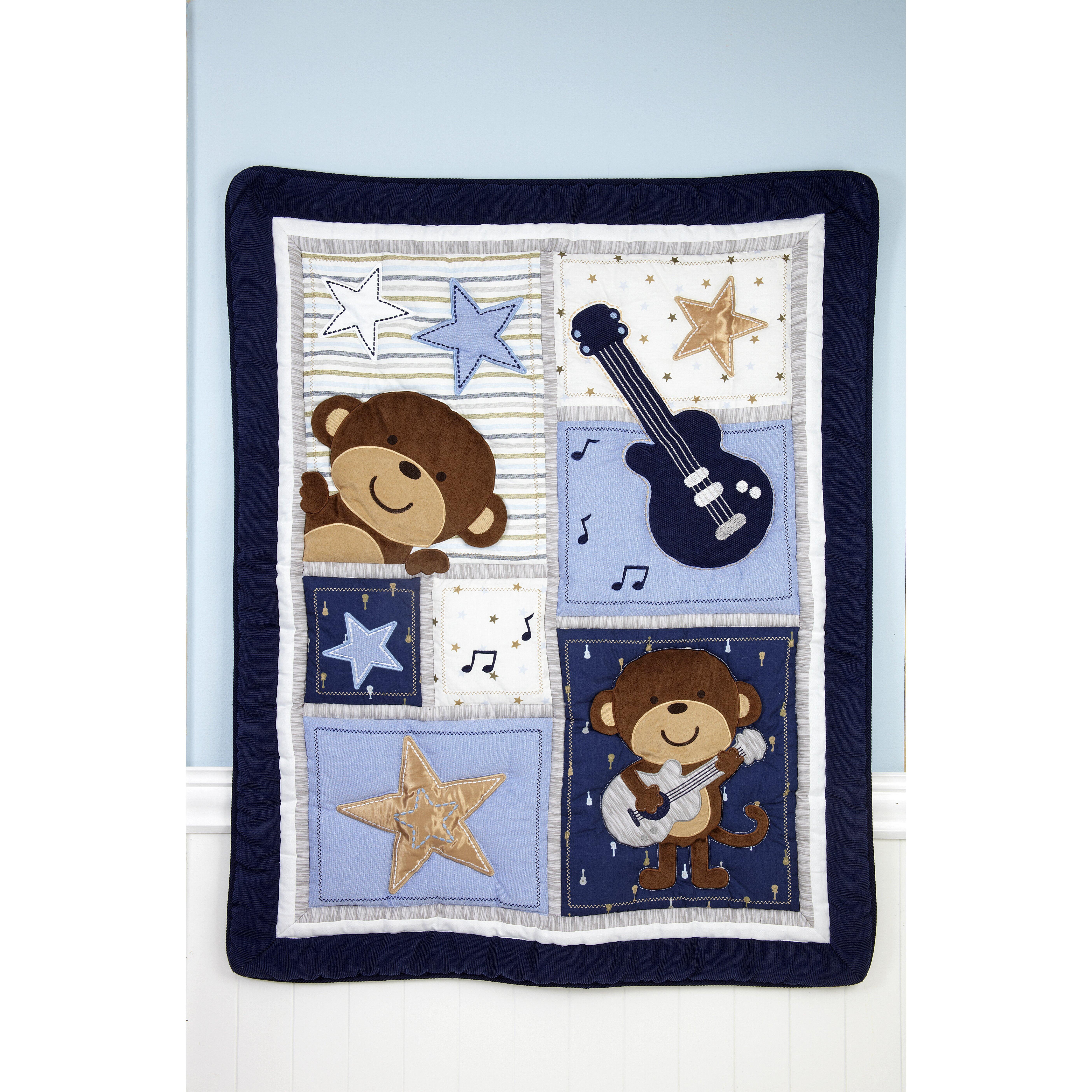 Babies R Us Monkey Crib Bedding