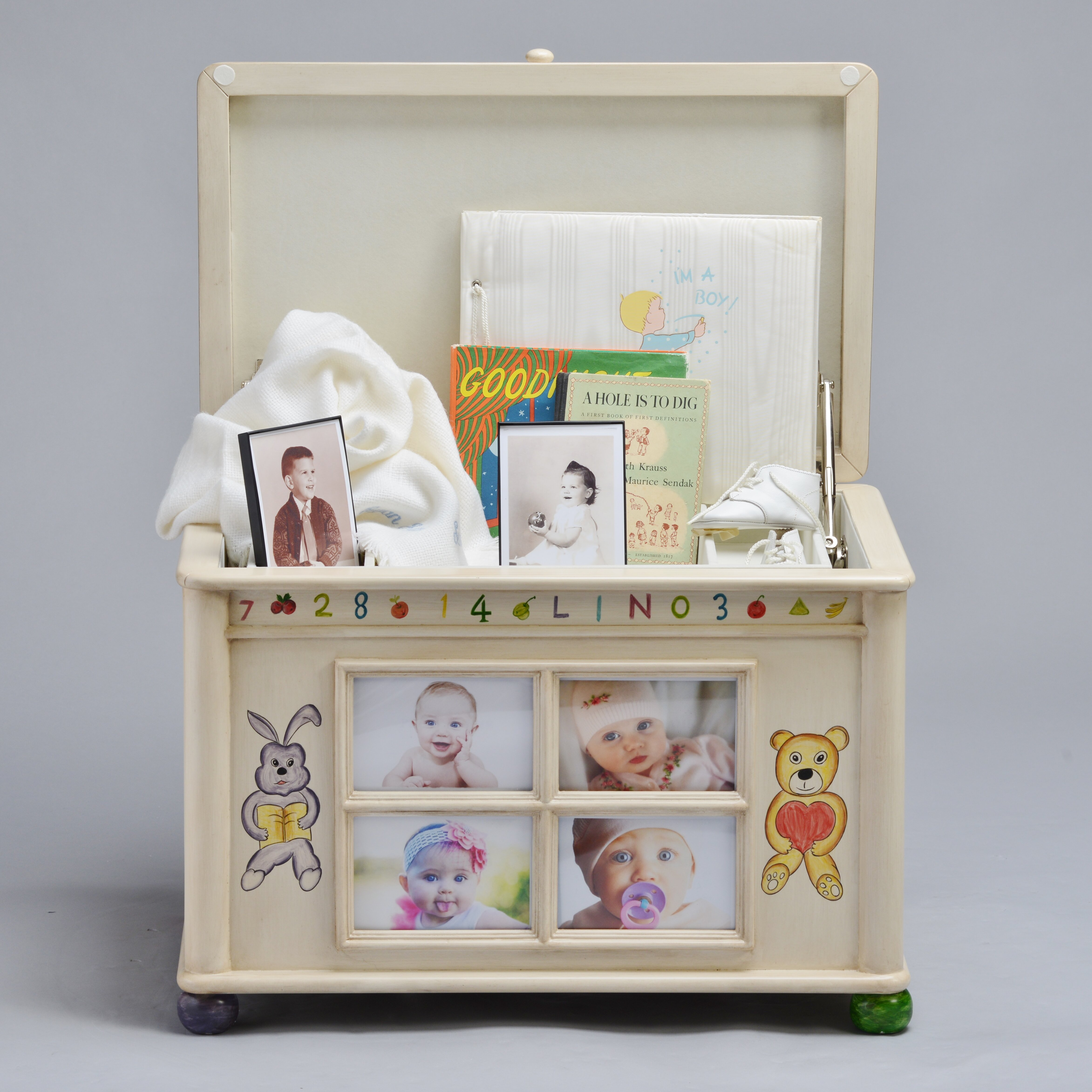 The Life Chest Special Occasion Baby 39 S First Life Chest Wayfair