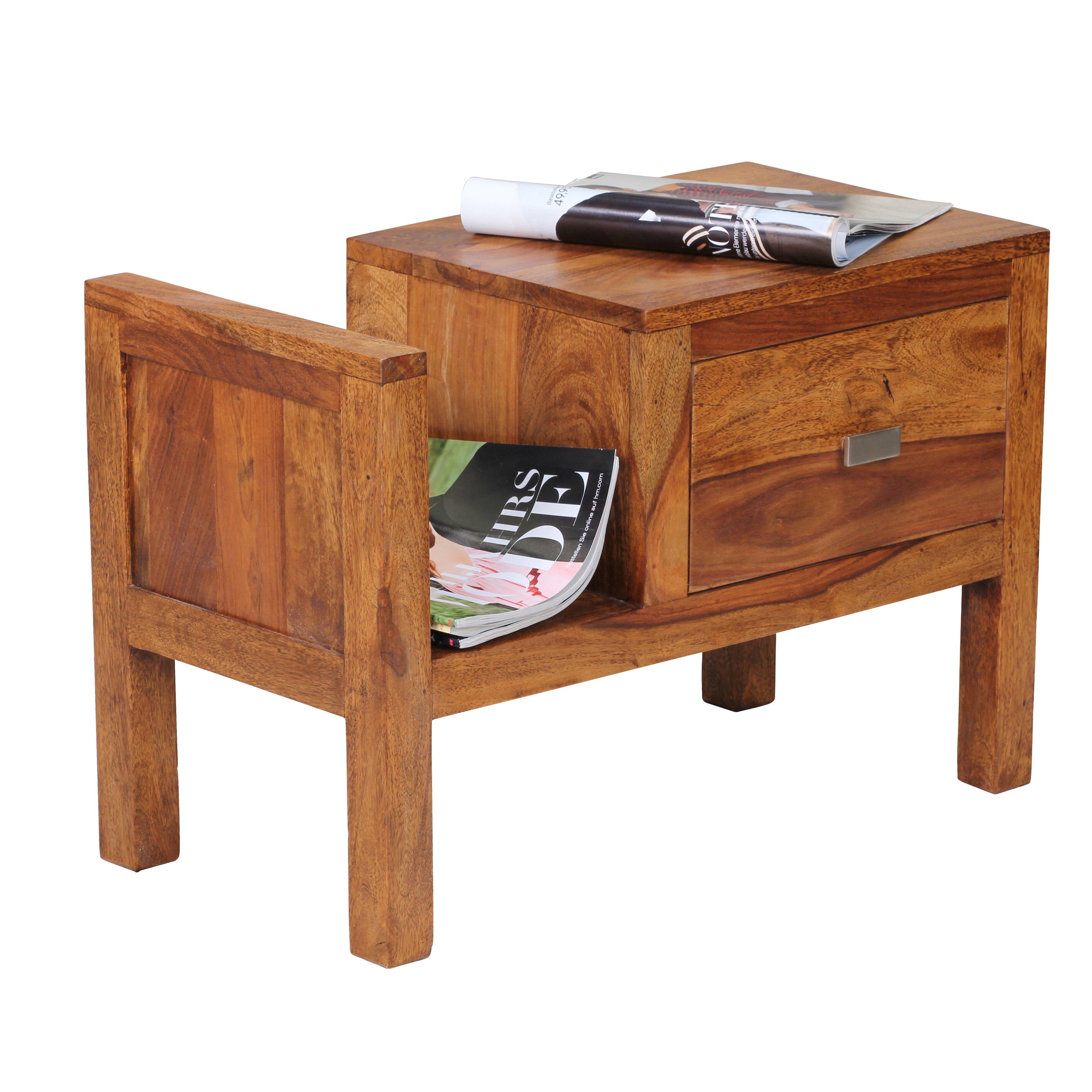 Bel tage 1 drawer bedside table reviews wayfair uk for 1 drawer bedside table