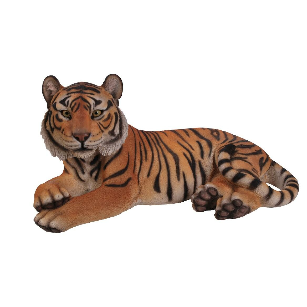 Hi Line Gift Ltd Laying Down Bengal Tiger Figurine Wayfair