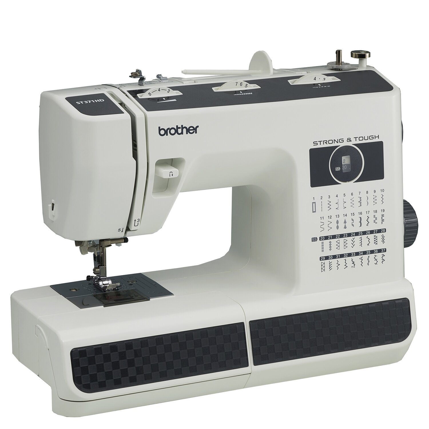strong and tough sewing machine