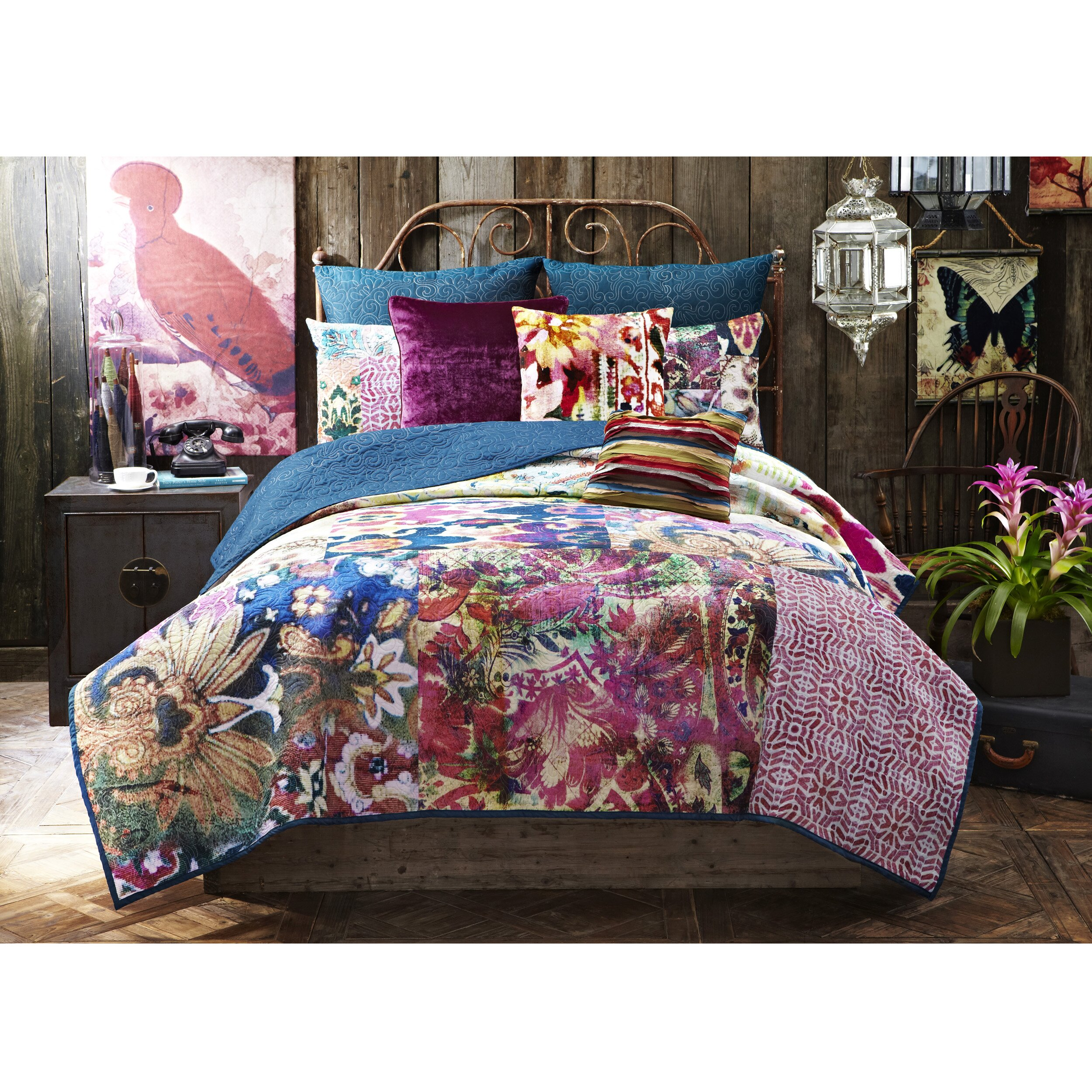 Tracy Porter Leandre Quilt Amp Reviews Wayfair