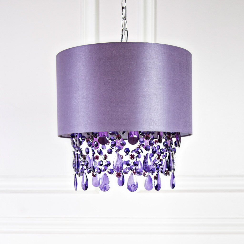 Tracy Porter Poetic Wanderlust 1 Lights Drum Chandelier