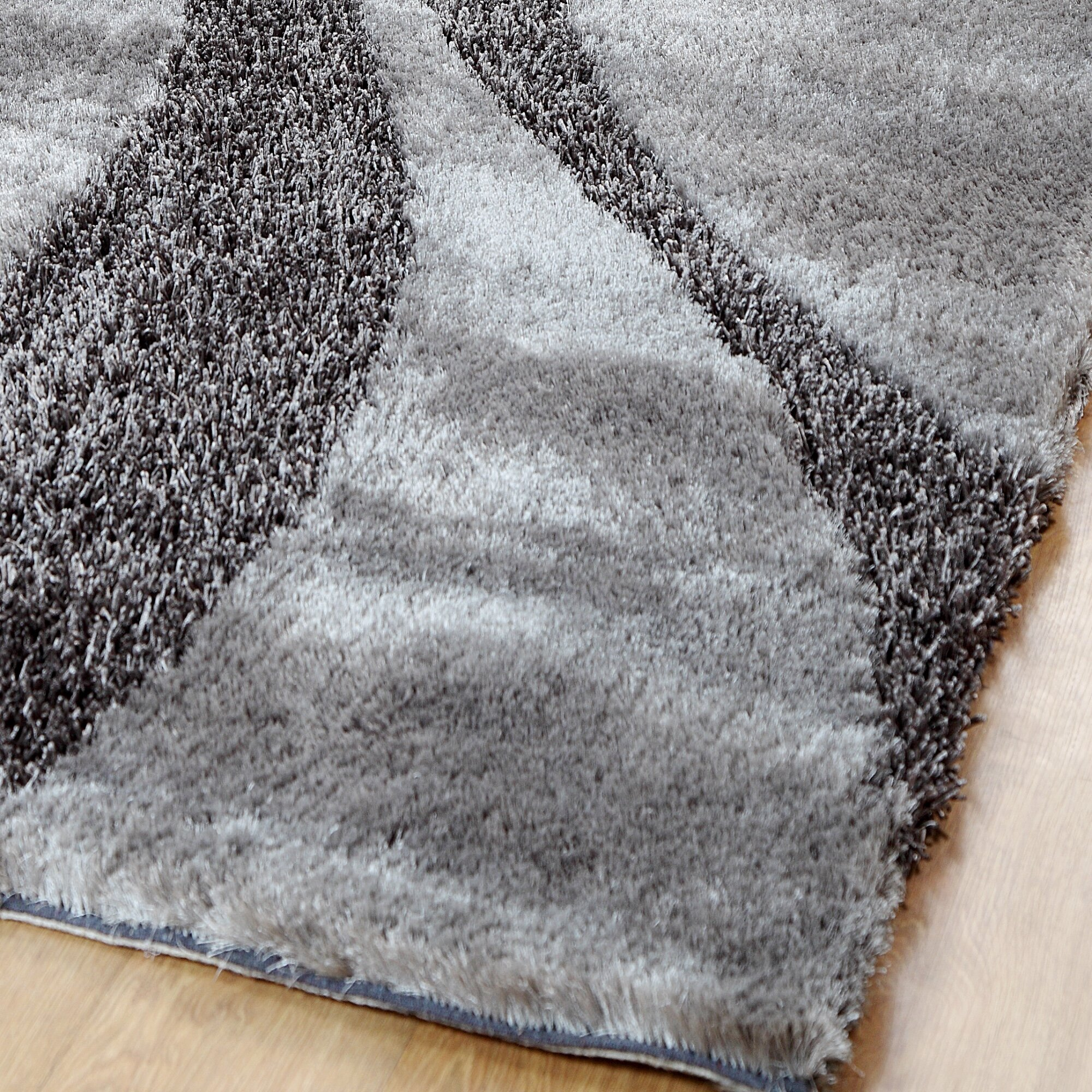 Affinity Linens Bela Silver Grey Area Rug Amp Reviews