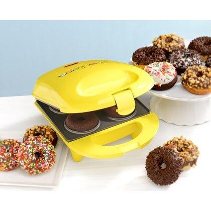 babycakes mini donut maker reviews wayfair. Black Bedroom Furniture Sets. Home Design Ideas