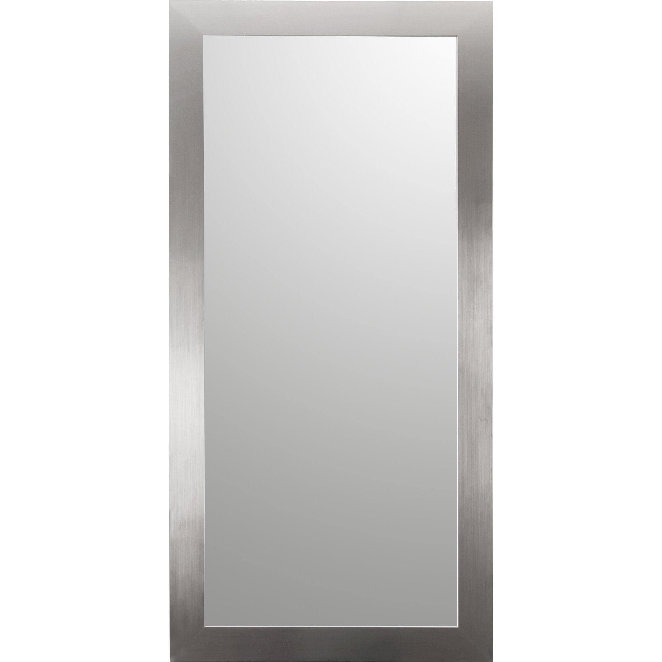brandtworksllc full body floor mirror reviews wayfair. Black Bedroom Furniture Sets. Home Design Ideas