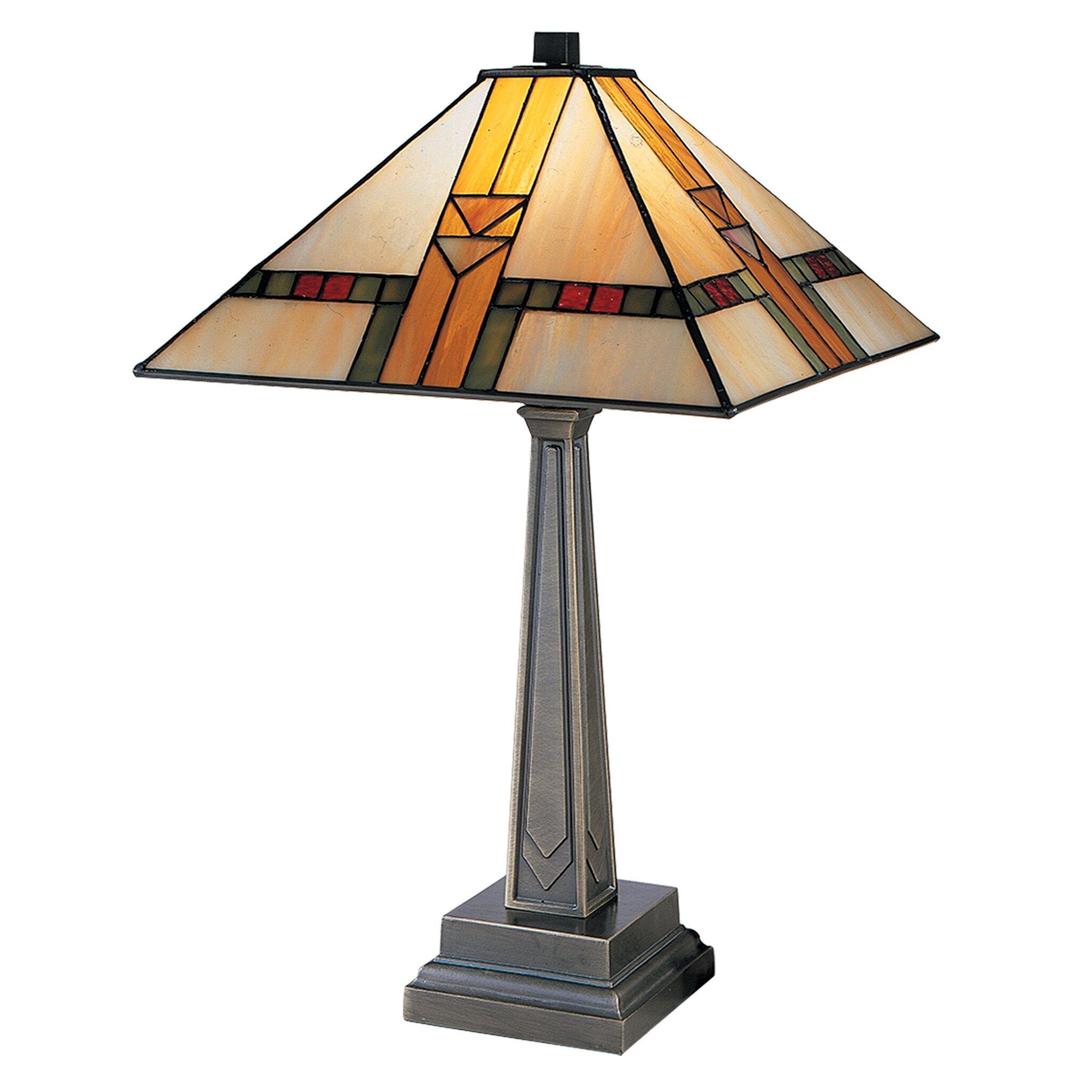 Dale Tiffany Edmund 2075 Table Lamp Amp Reviews
