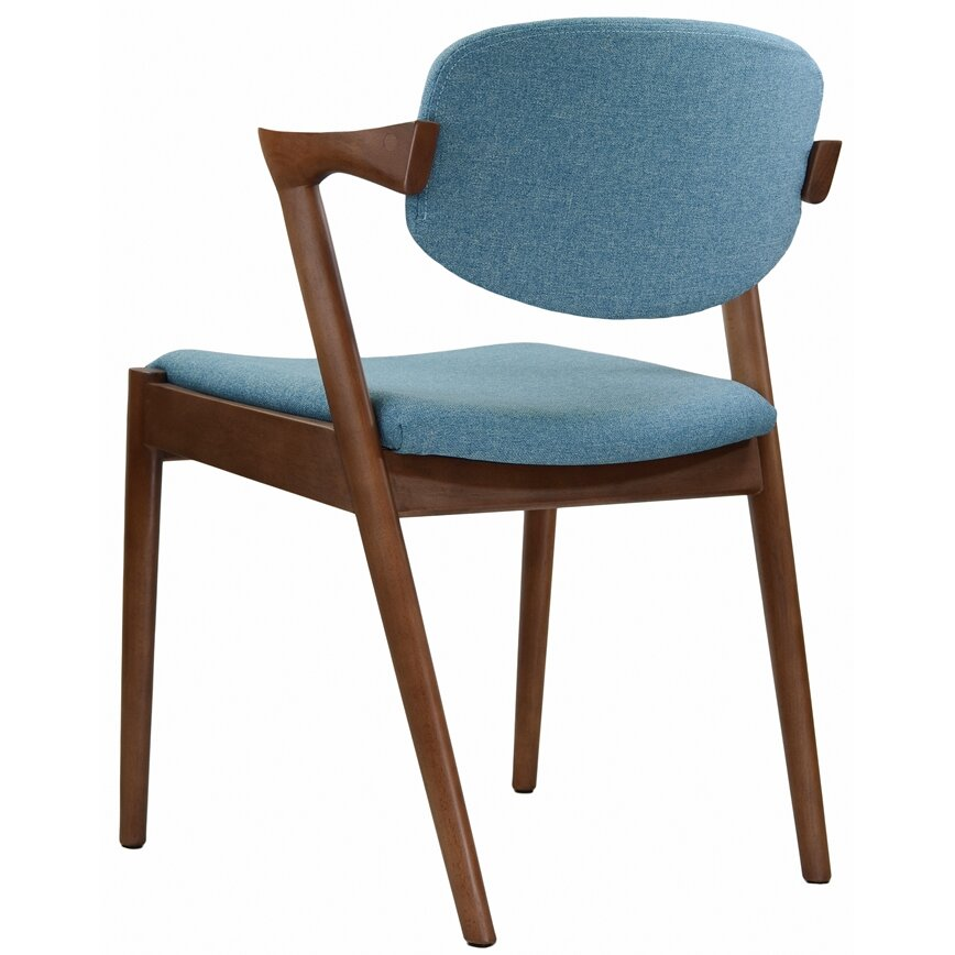 Design Tree Home Kai Kristiansen Style Side Chair Wayfair