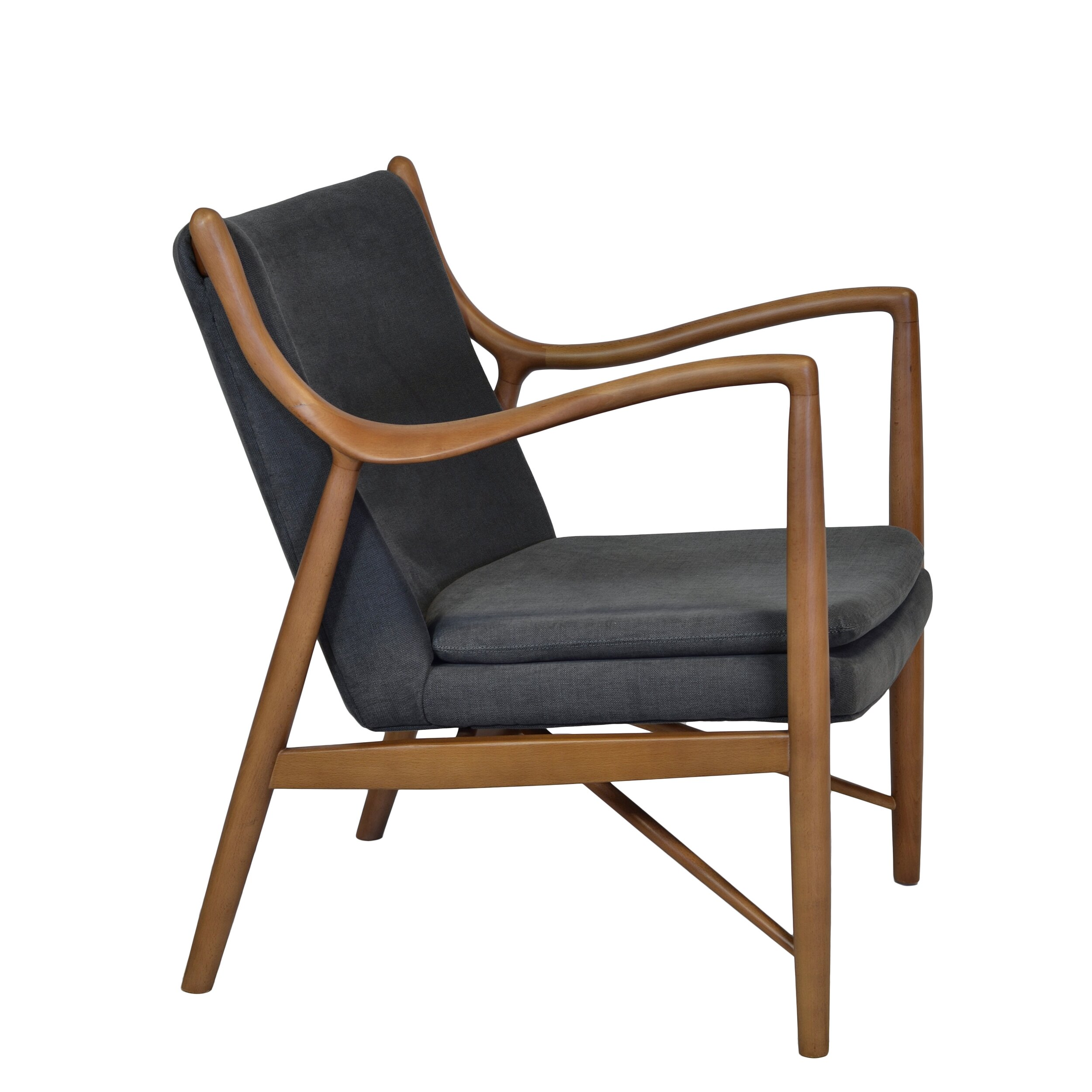 Design Tree Home Finn Occasional Lounge Chair