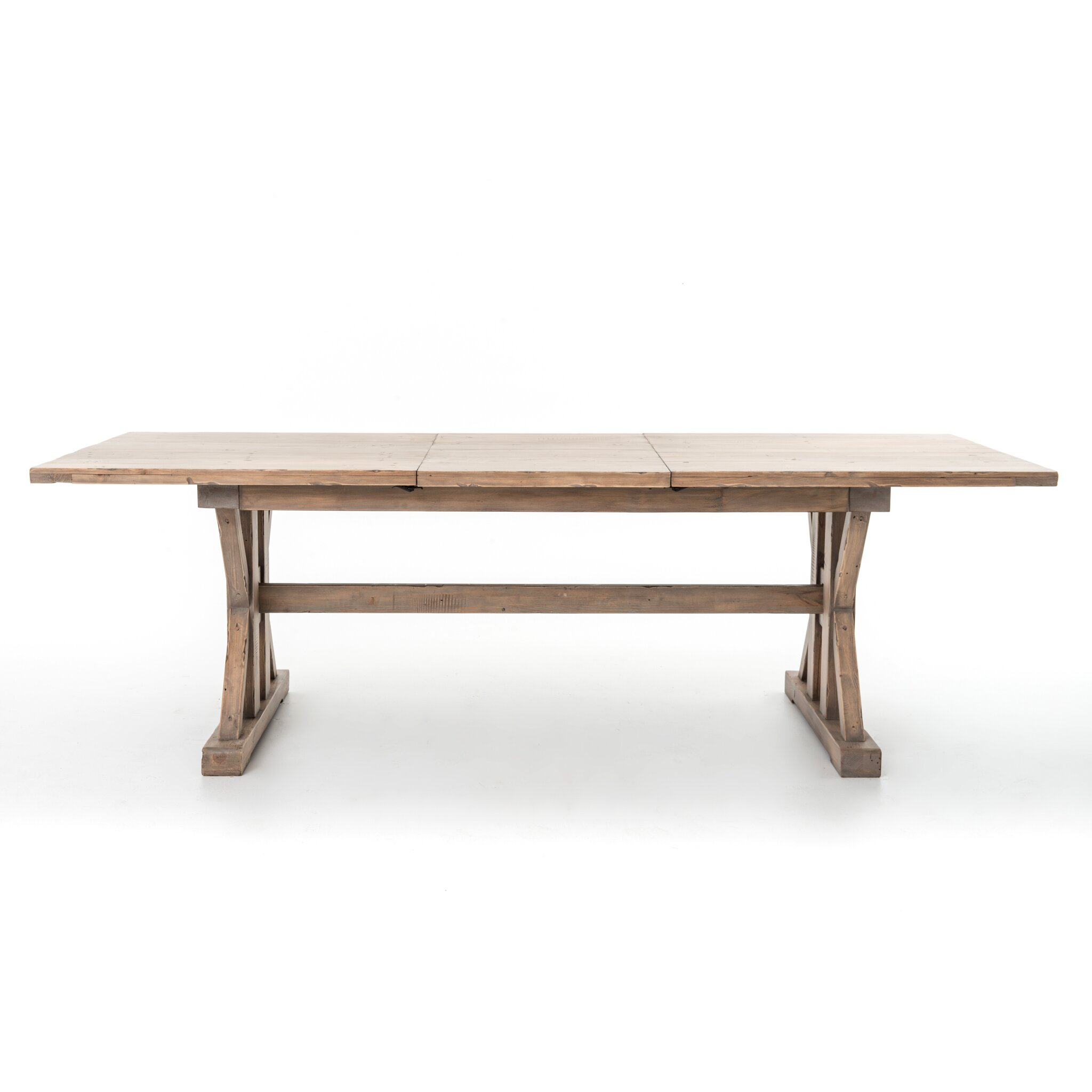 Design Tree Home Tuscan Spring Extendable Dining Table  : Design Tree Home Tuscan Spring Extendable Dining Table from www.wayfair.com size 2048 x 2048 jpeg 182kB