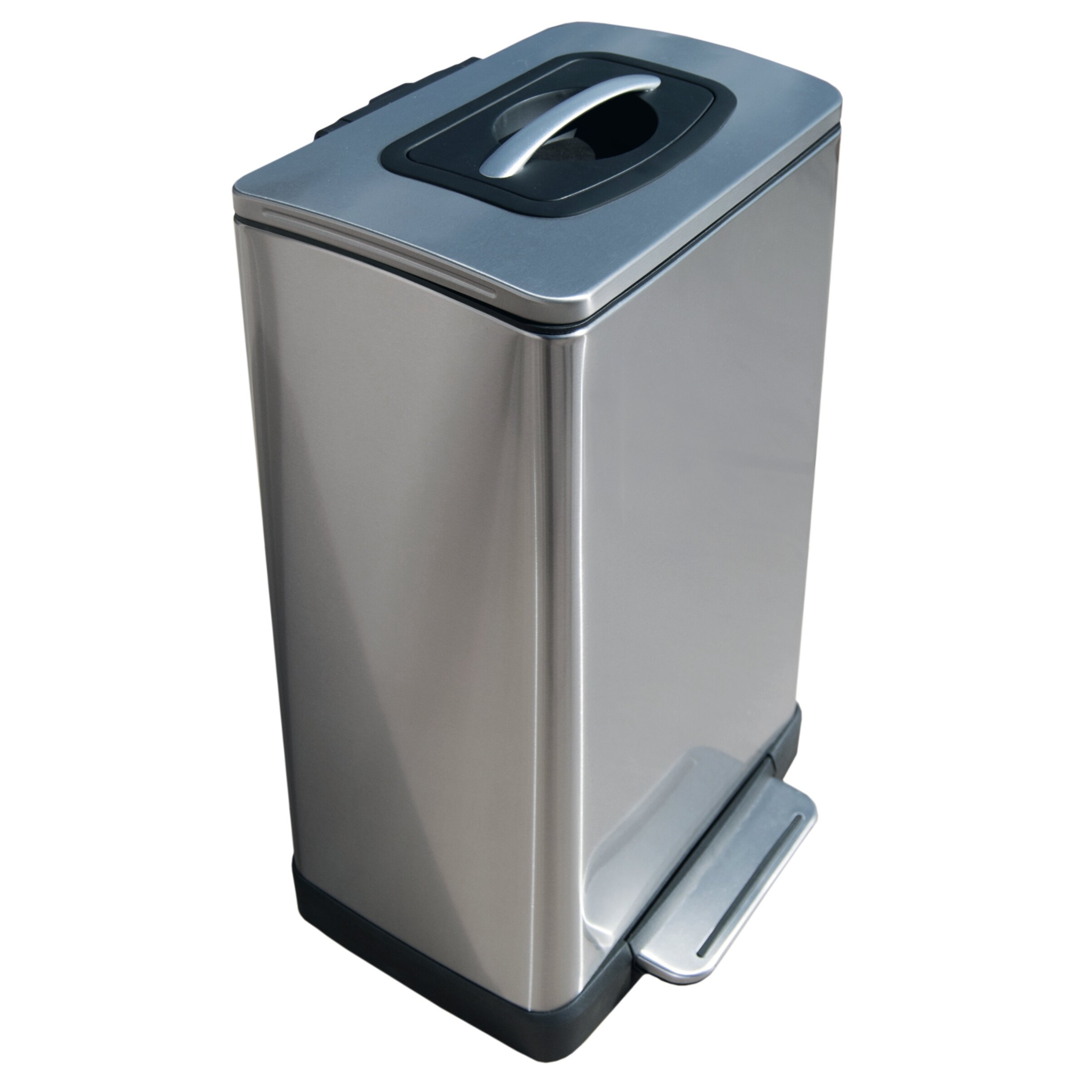 Tk products inc tk10 trash krusher 13 gallon trash Garbage compactor