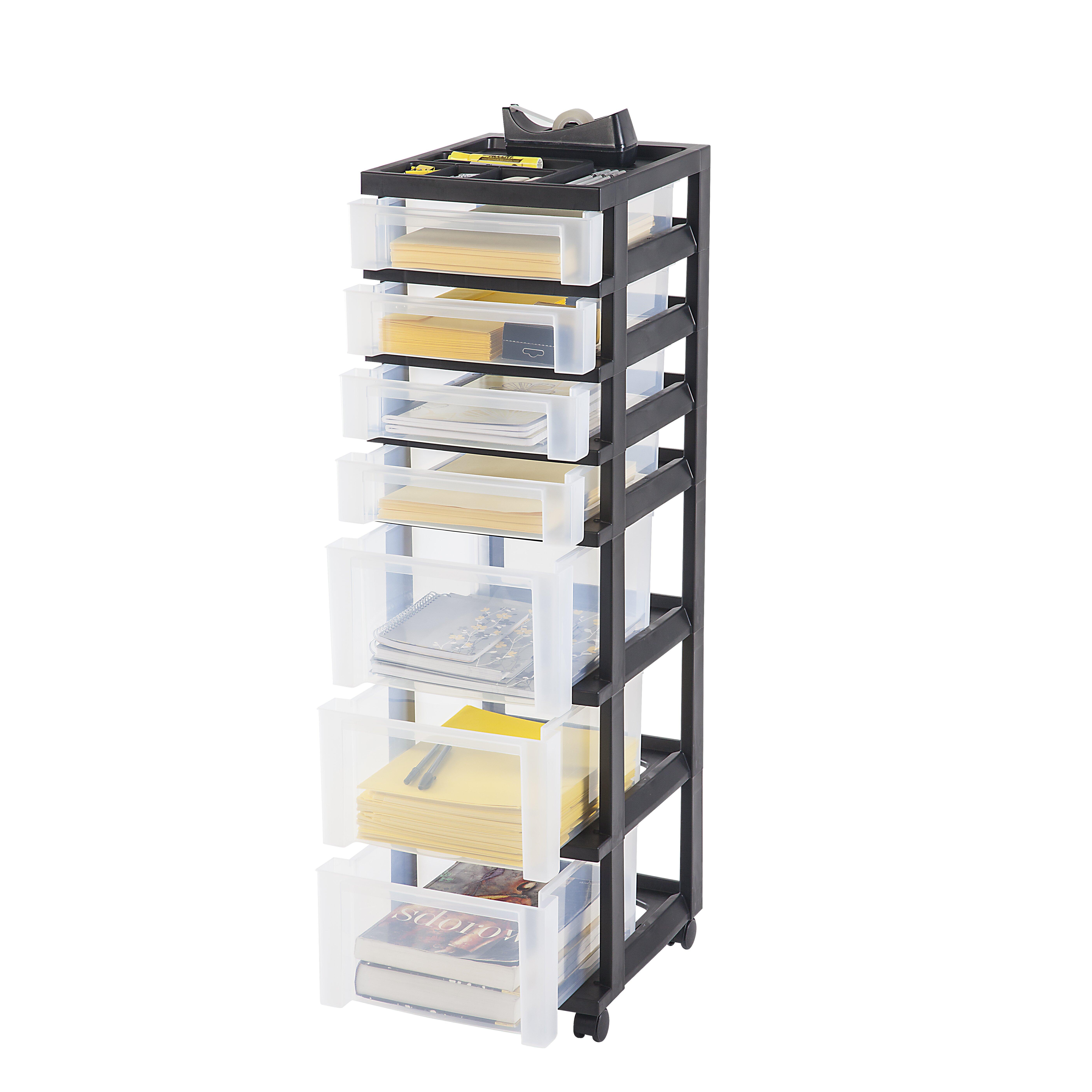 Wayfair basics wayfair basics 7 drawer storage chest for Wayfair store