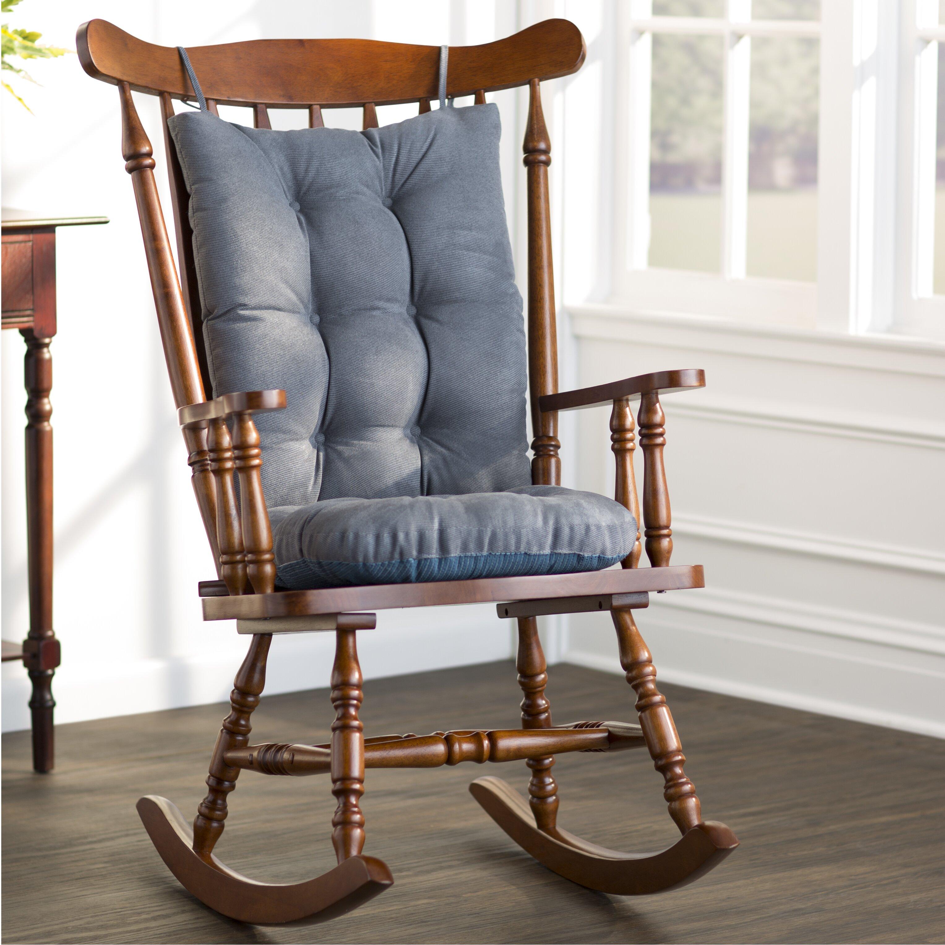 ... Basics Wayfair Basics Rocking Chair Cushion & Reviews  Wayfair